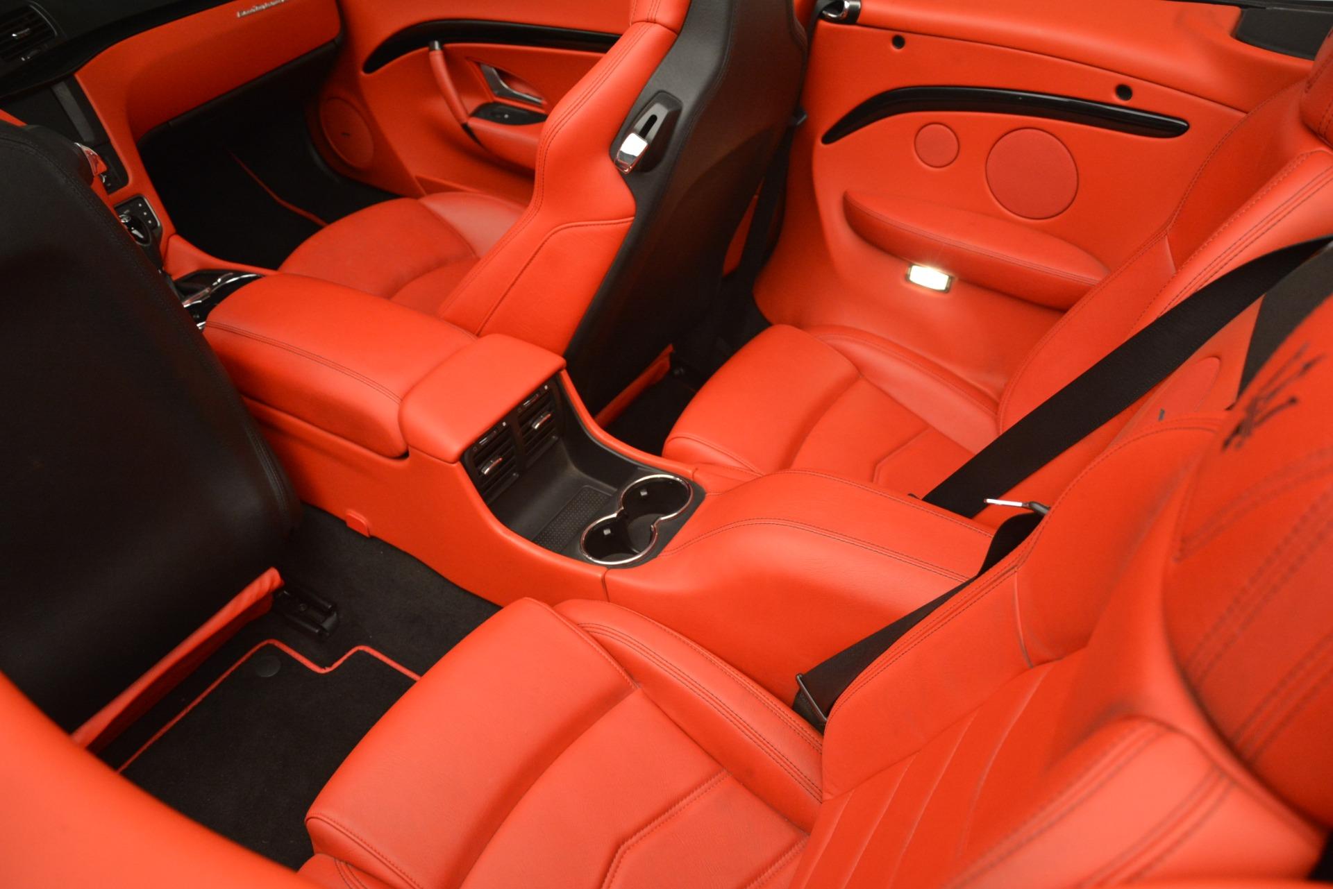 Used 2015 Maserati GranTurismo Sport For Sale In Greenwich, CT. Alfa Romeo of Greenwich, 7532 3085_p32