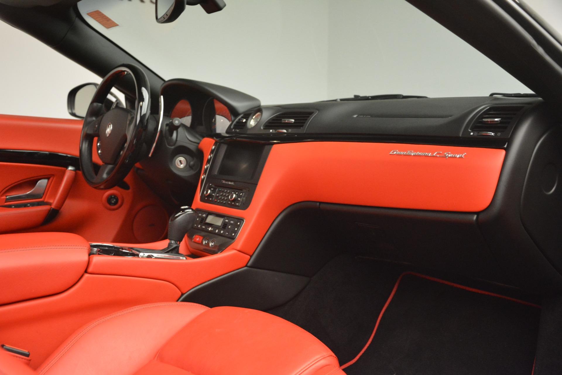 Used 2015 Maserati GranTurismo Sport For Sale In Greenwich, CT. Alfa Romeo of Greenwich, 7532 3085_p33