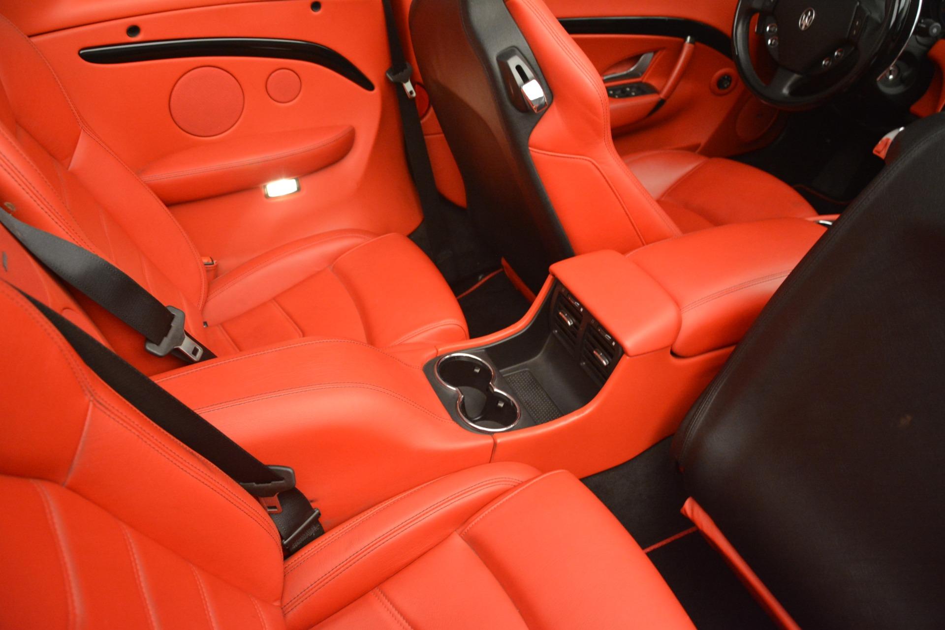 Used 2015 Maserati GranTurismo Sport For Sale In Greenwich, CT. Alfa Romeo of Greenwich, 7532 3085_p39