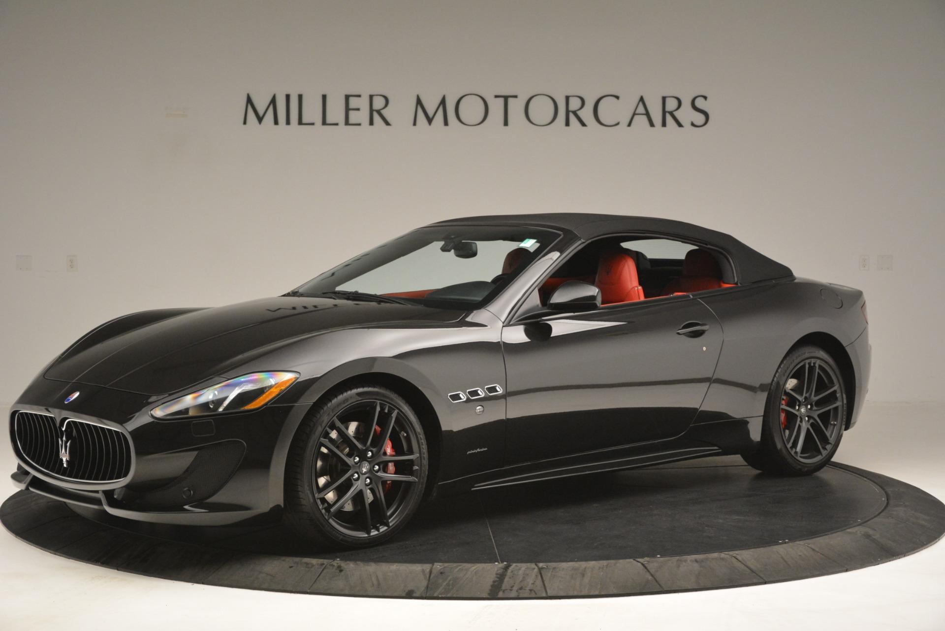 Used 2015 Maserati GranTurismo Sport For Sale In Greenwich, CT. Alfa Romeo of Greenwich, 7532 3085_p4
