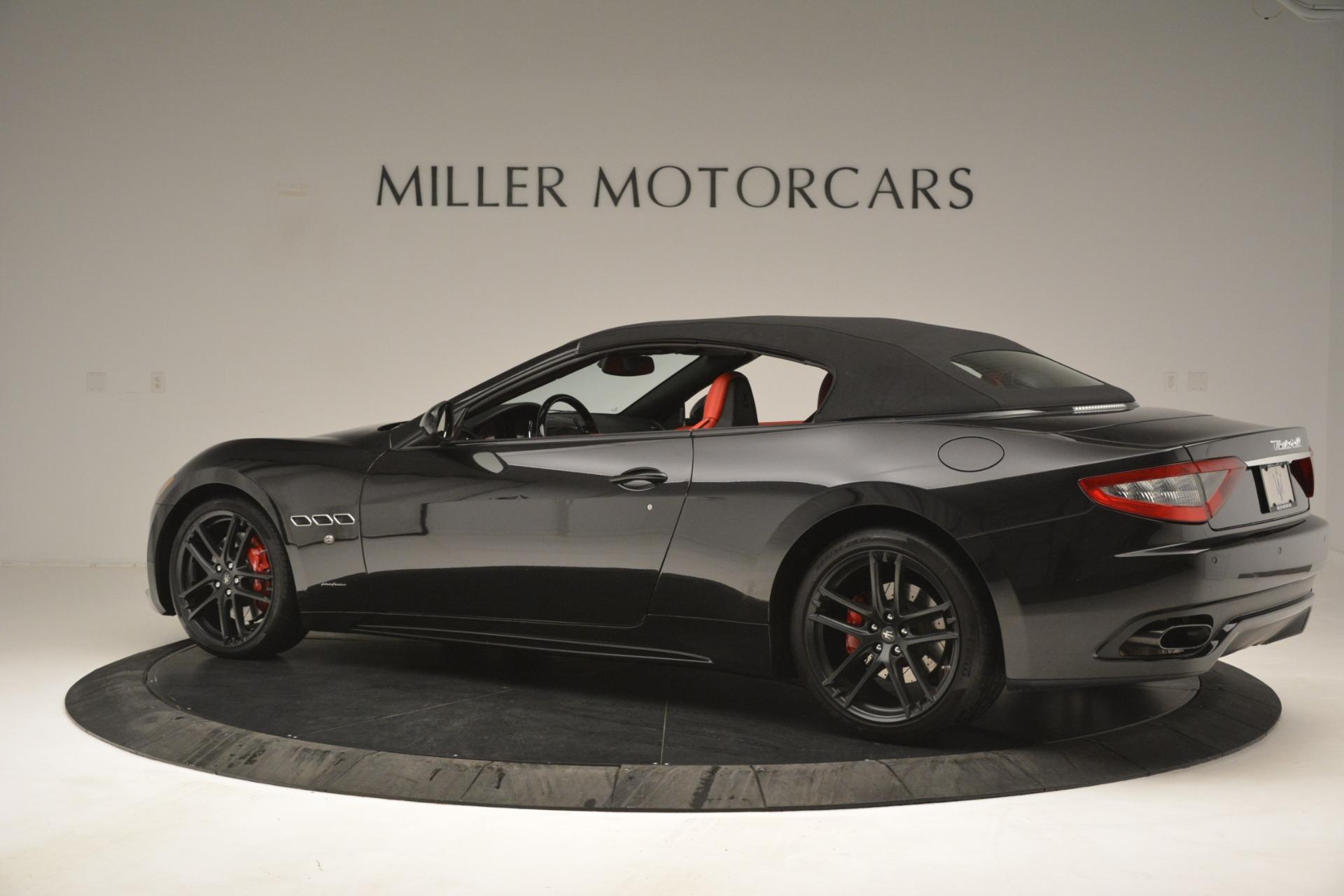 Used 2015 Maserati GranTurismo Sport For Sale In Greenwich, CT. Alfa Romeo of Greenwich, 7532 3085_p8