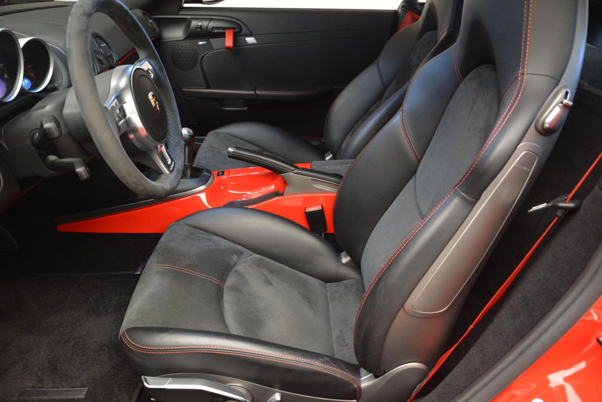 Used 2012 Porsche Cayman R For Sale In Greenwich, CT. Alfa Romeo of Greenwich, 7524A 3087_p18