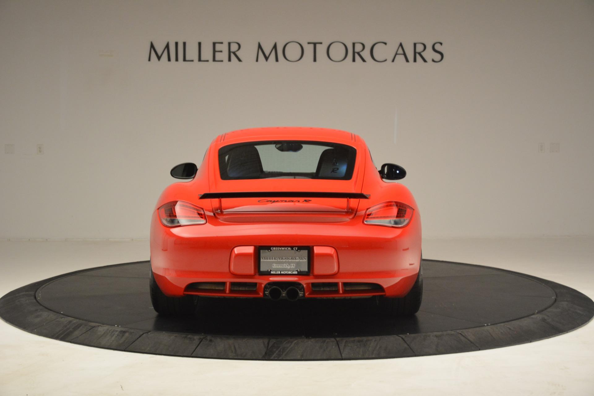 Used 2012 Porsche Cayman R For Sale In Greenwich, CT. Alfa Romeo of Greenwich, 7524A 3087_p6