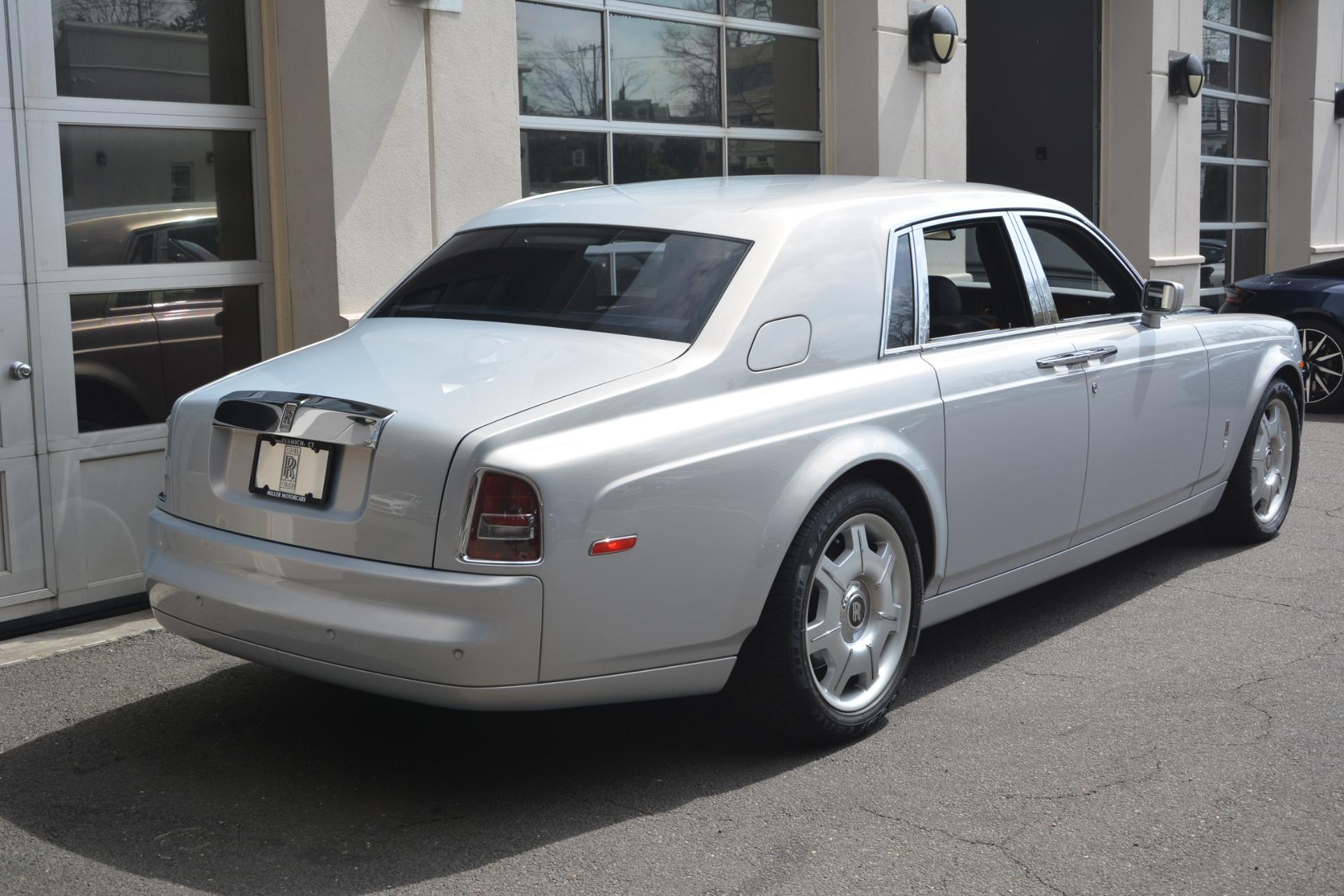 Used 2007 Rolls-Royce Phantom  For Sale In Greenwich, CT. Alfa Romeo of Greenwich, R483A 3089_p12