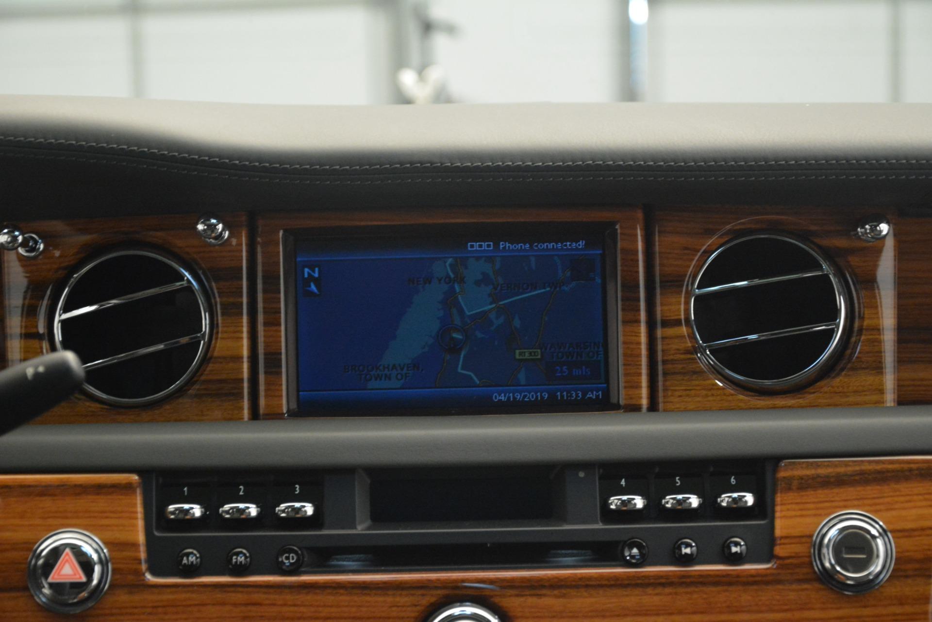 Used 2007 Rolls-Royce Phantom  For Sale In Greenwich, CT. Alfa Romeo of Greenwich, R483A 3089_p33