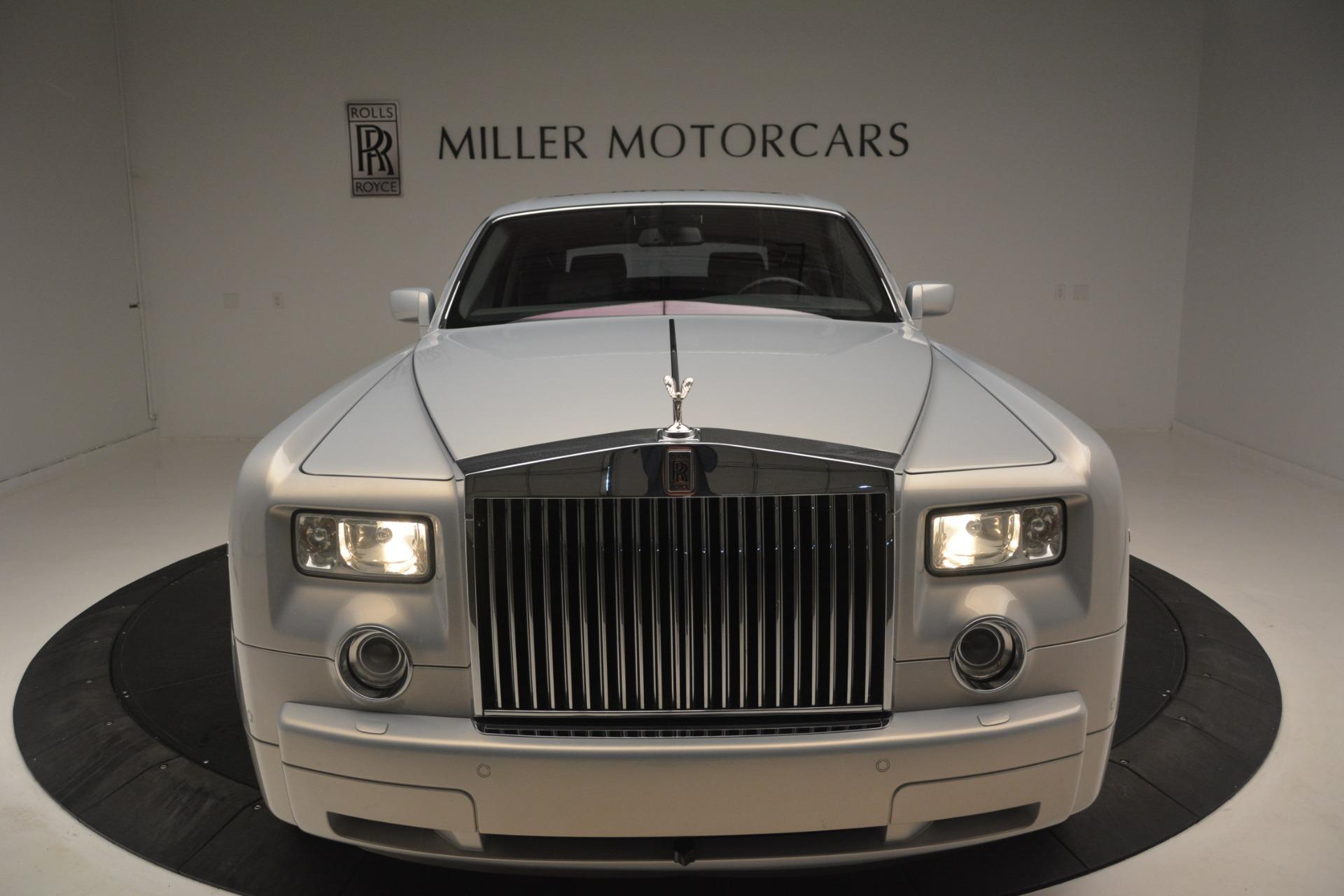 Used 2007 Rolls-Royce Phantom  For Sale In Greenwich, CT. Alfa Romeo of Greenwich, R483A 3089_p6