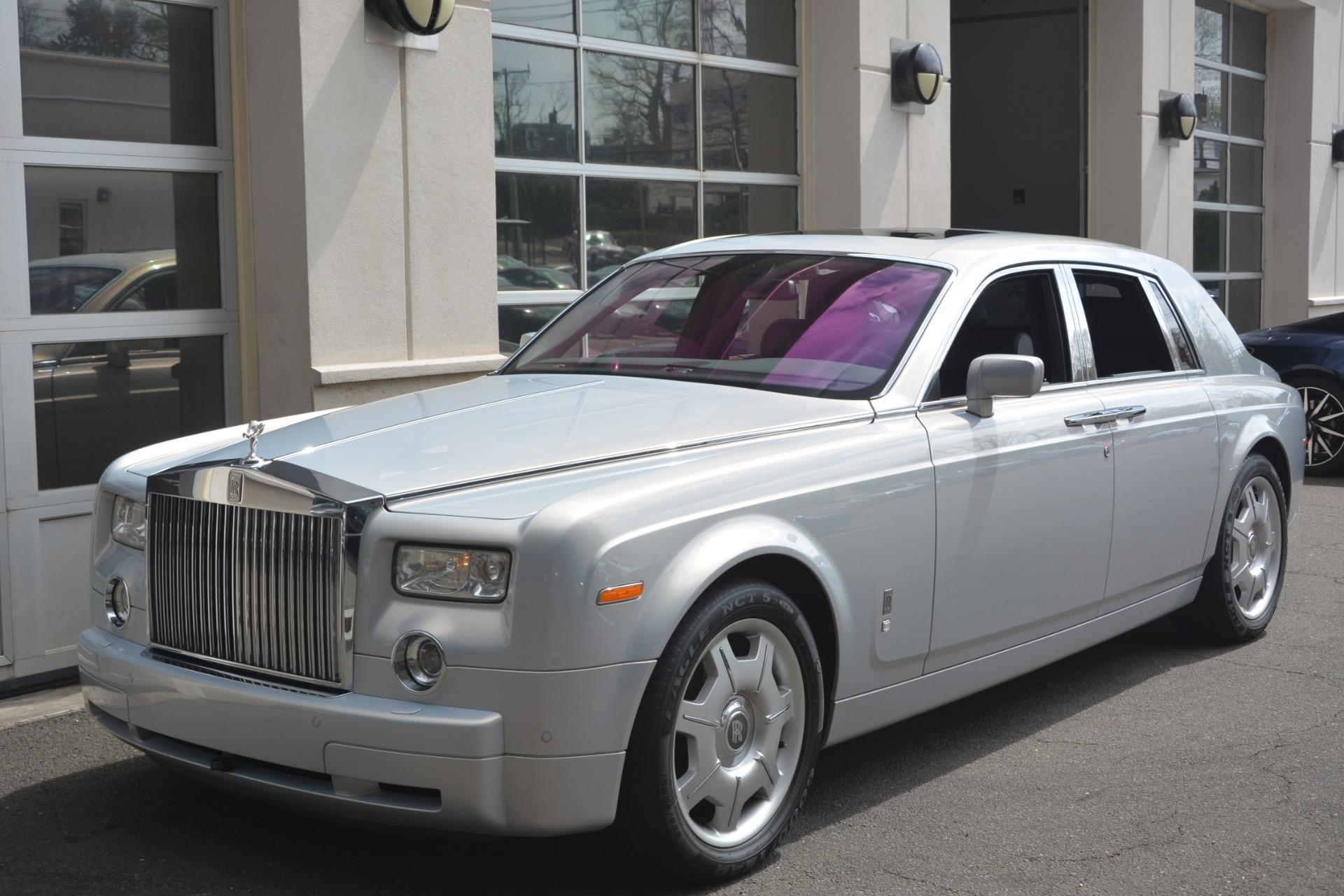 Used 2007 Rolls-Royce Phantom  For Sale In Greenwich, CT. Alfa Romeo of Greenwich, R483A 3089_p9