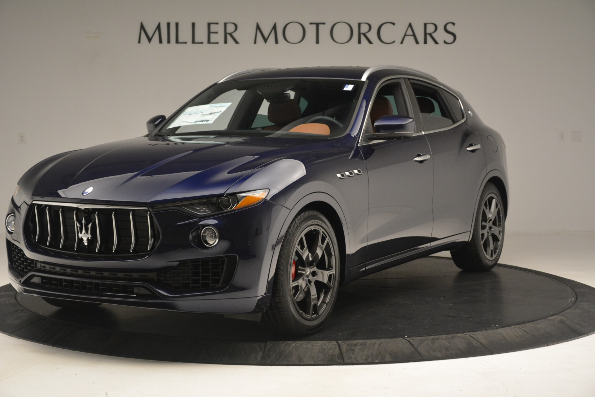 New 2019 Maserati Levante Q4 For Sale In Greenwich, CT. Alfa Romeo of Greenwich, M2286