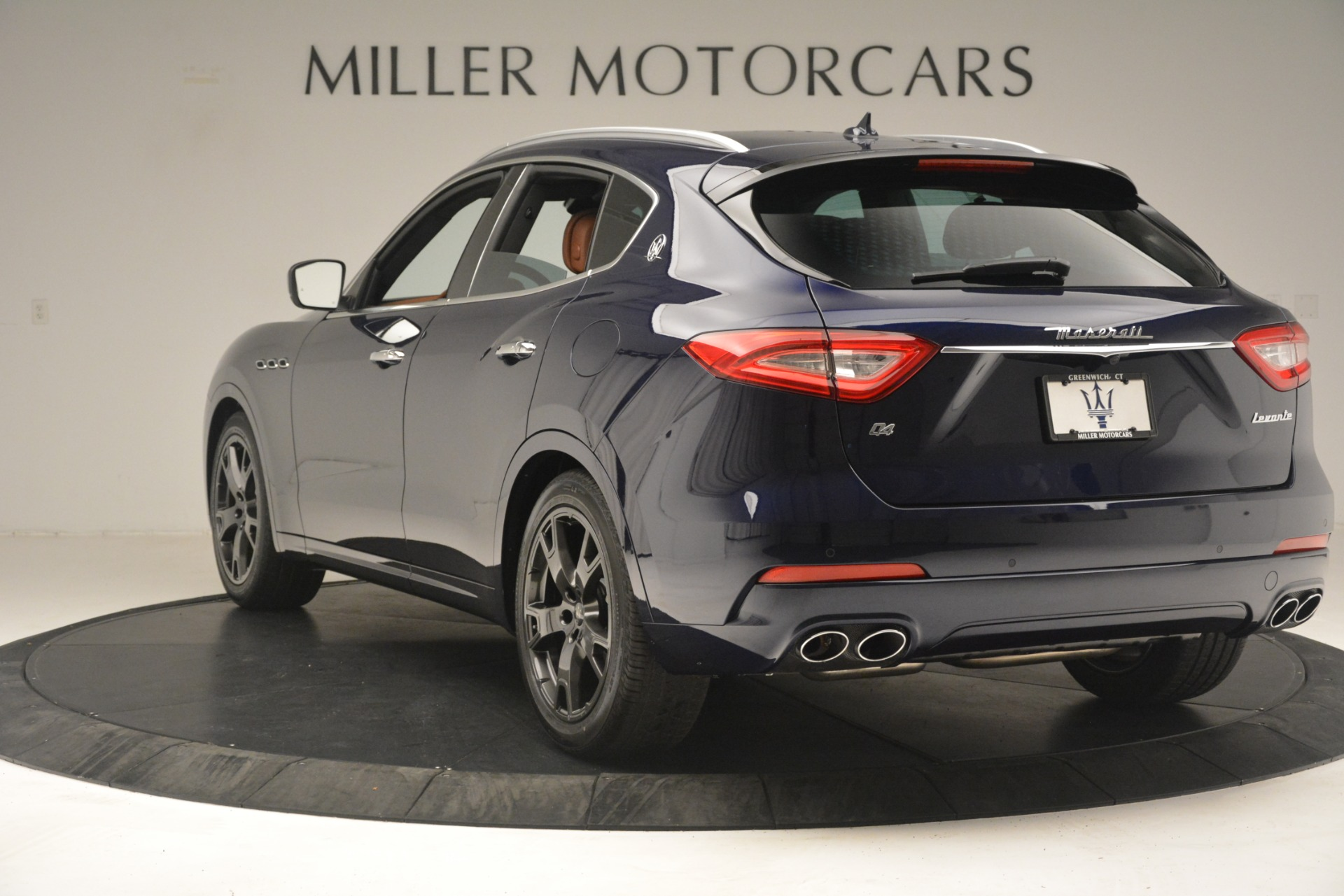 New 2019 Maserati Levante Q4 For Sale In Greenwich, CT. Alfa Romeo of Greenwich, M2286 3090_p5