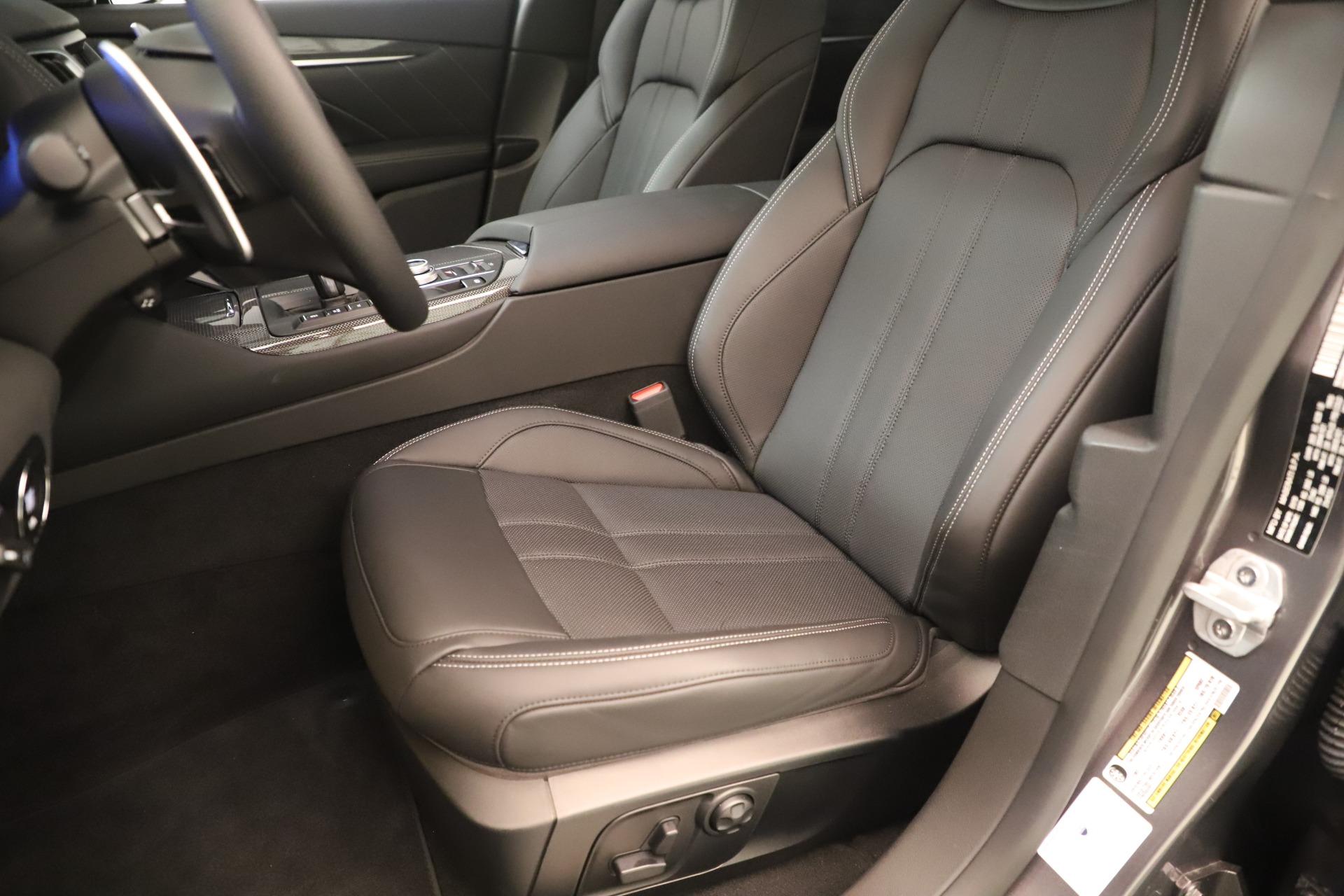 New 2019 Maserati Levante GTS For Sale In Greenwich, CT. Alfa Romeo of Greenwich, M2287 3091_p15