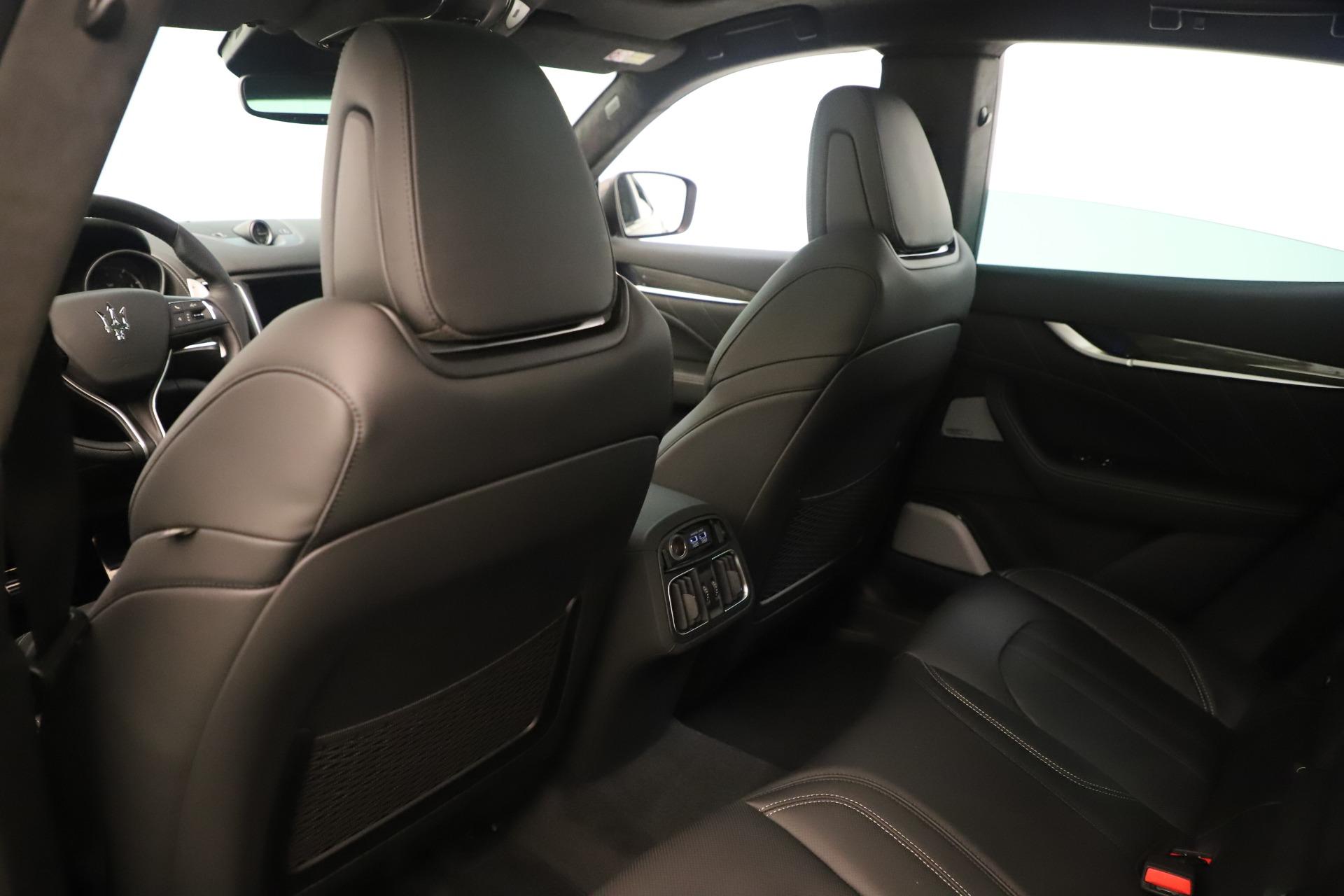 New 2019 Maserati Levante GTS For Sale In Greenwich, CT. Alfa Romeo of Greenwich, M2287 3091_p20
