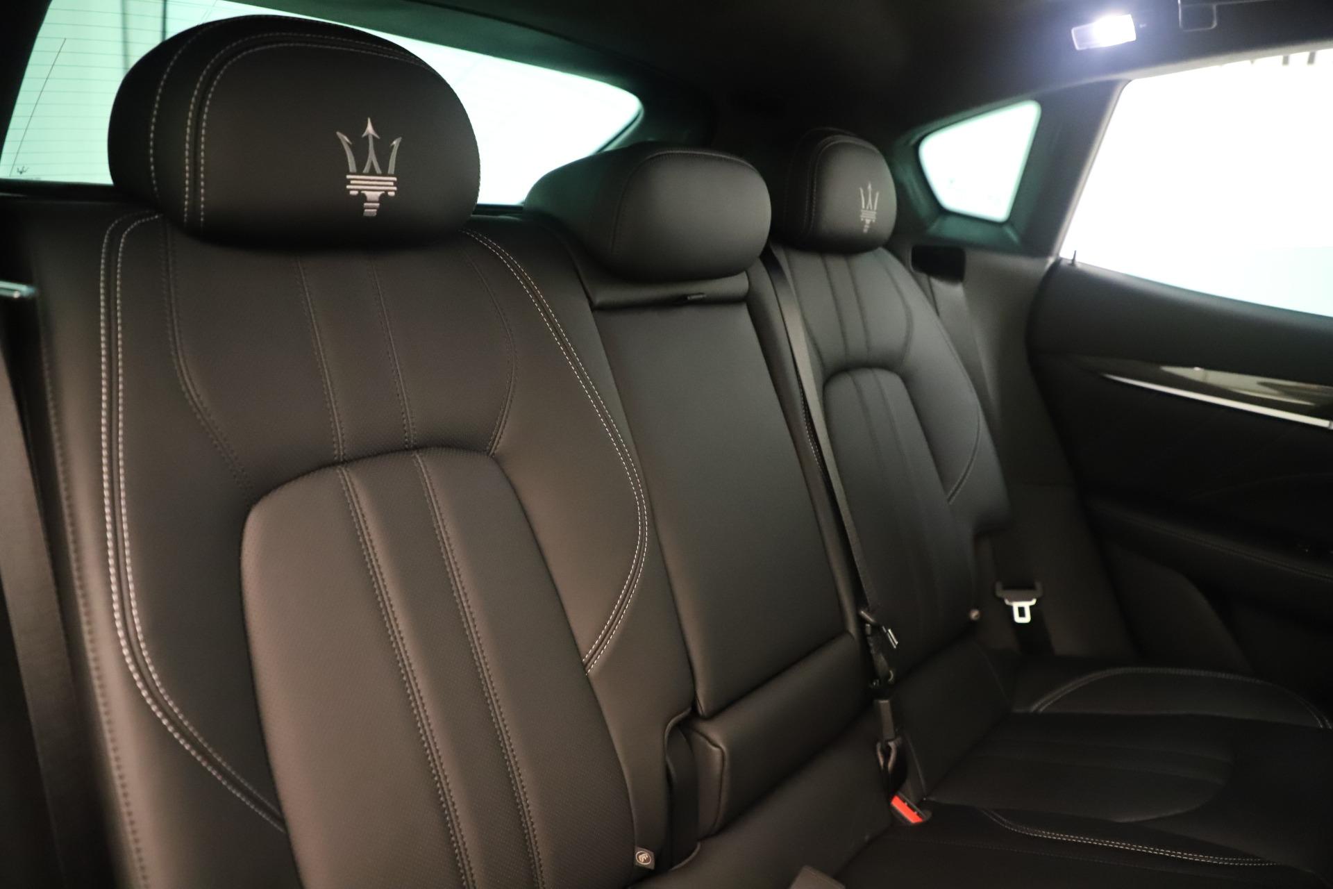New 2019 Maserati Levante GTS For Sale In Greenwich, CT. Alfa Romeo of Greenwich, M2287 3091_p26