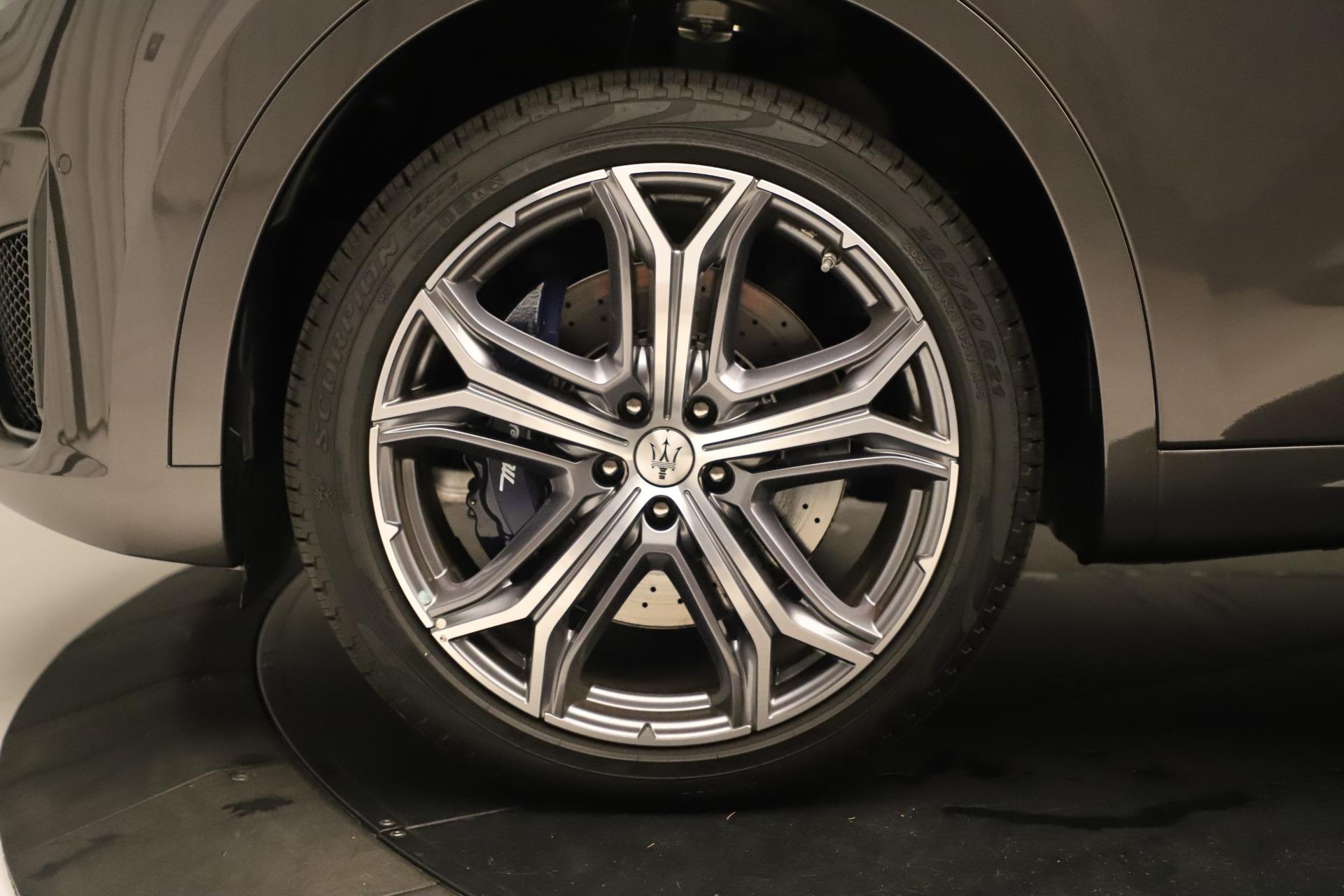 New 2019 Maserati Levante GTS For Sale In Greenwich, CT. Alfa Romeo of Greenwich, M2287 3091_p31