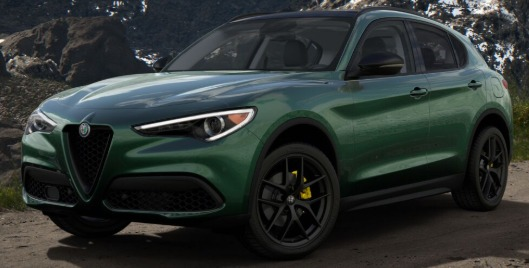 New 2019 Alfa Romeo Stelvio Ti Q4 For Sale In Greenwich, CT. Alfa Romeo of Greenwich, LW322 3092_main