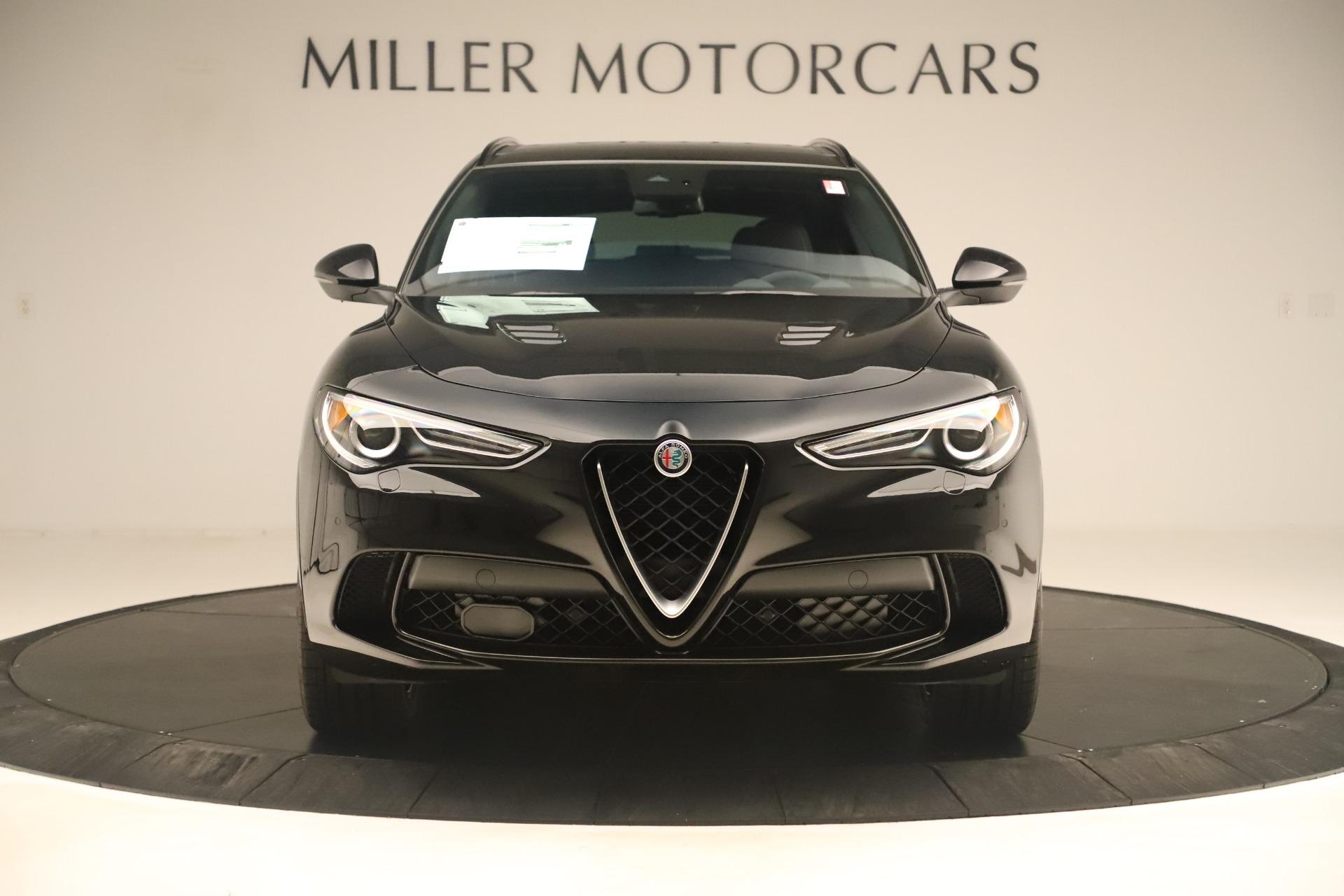 New 2019 Alfa Romeo Stelvio Quadrifoglio For Sale In Greenwich, CT. Alfa Romeo of Greenwich, LW323 3093_p12