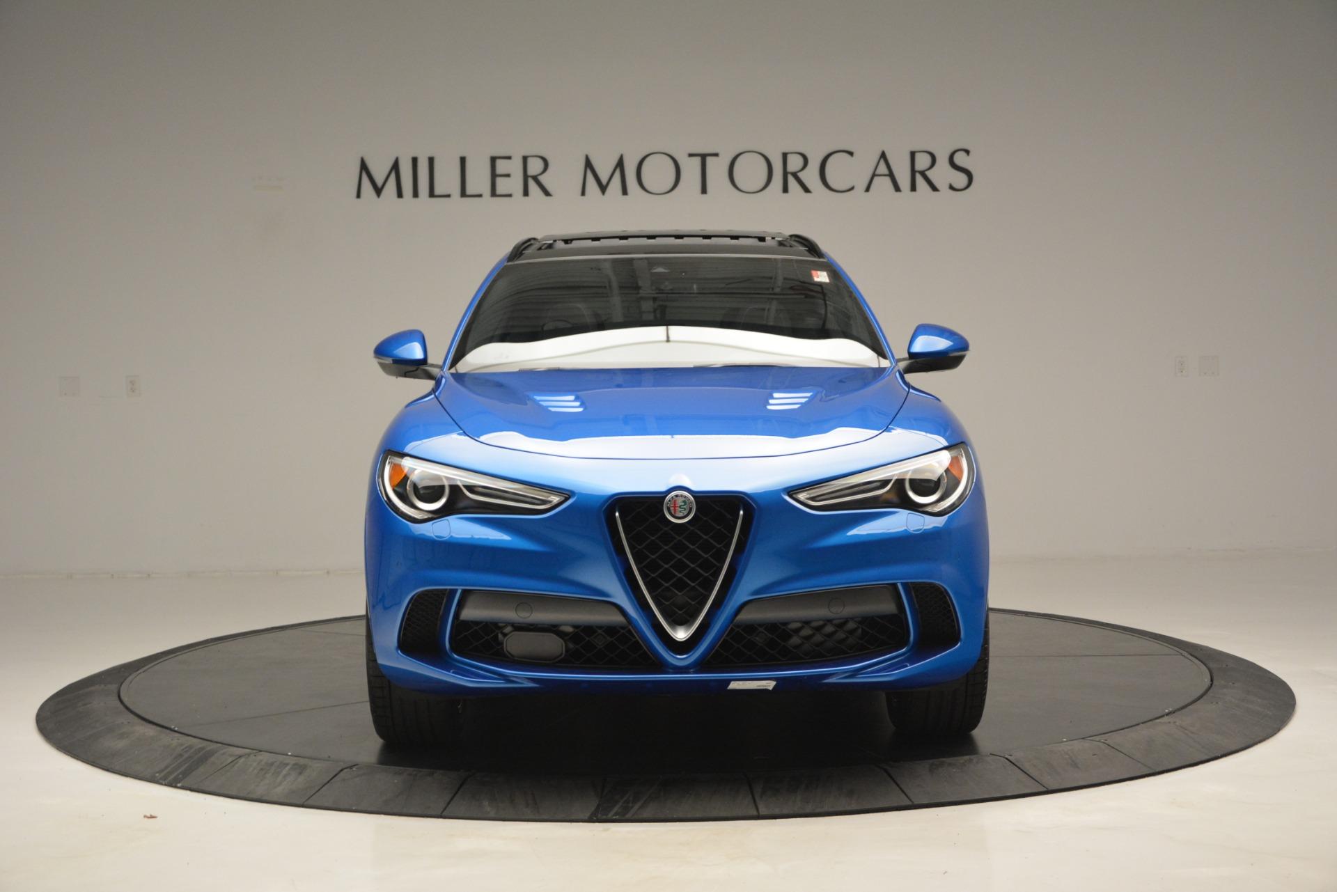 New 2019 Alfa Romeo Stelvio Quadrifoglio For Sale In Greenwich, CT. Alfa Romeo of Greenwich, LW324 3094_p19
