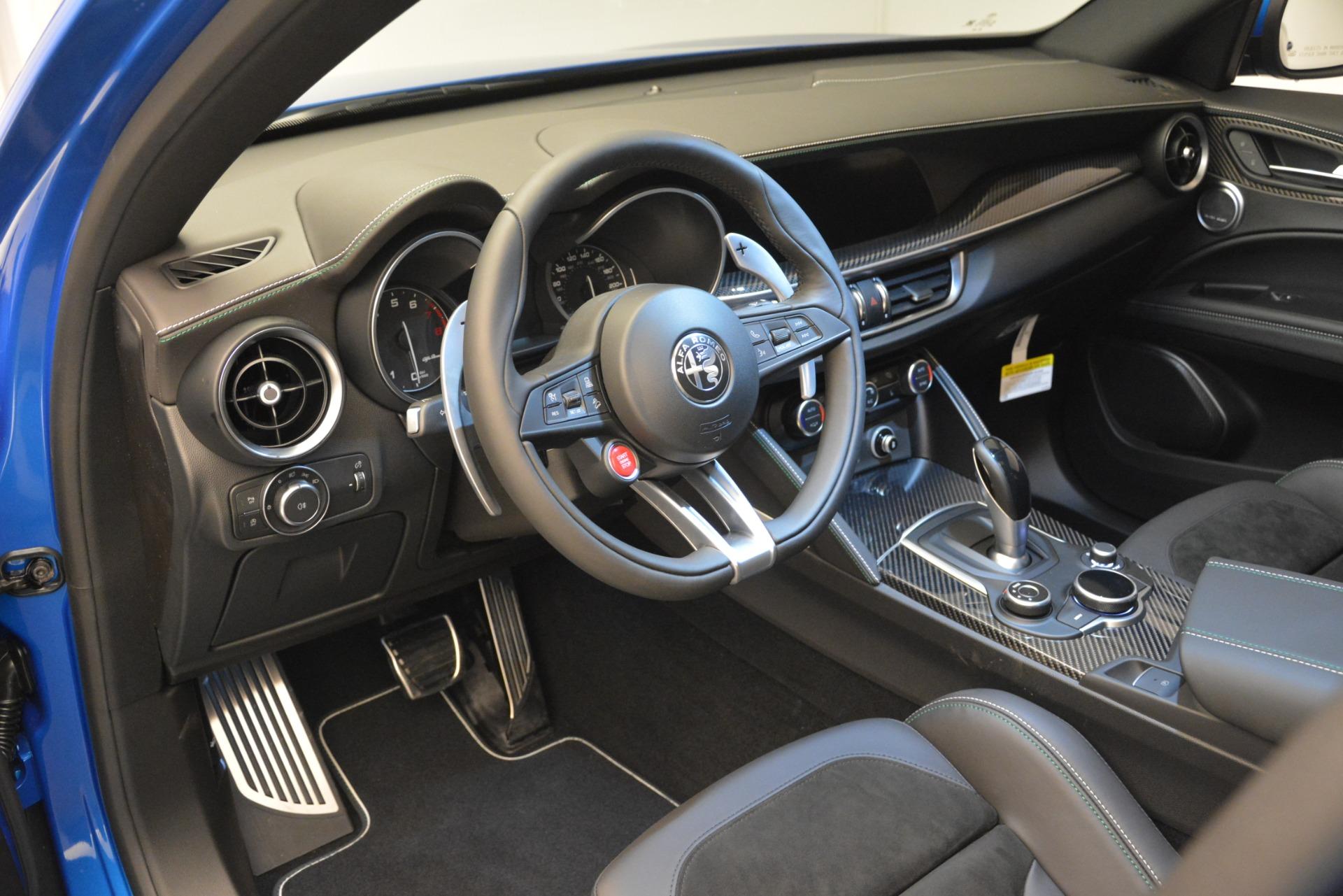 New 2019 Alfa Romeo Stelvio Quadrifoglio For Sale In Greenwich, CT. Alfa Romeo of Greenwich, LW324 3094_p20