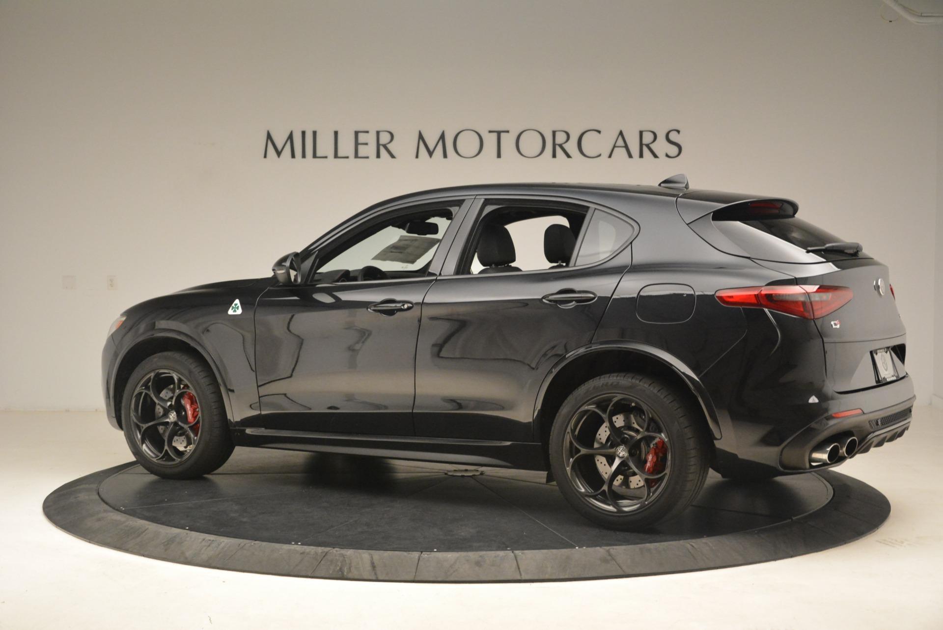New 2019 Alfa Romeo Stelvio Quadrifoglio For Sale In Greenwich, CT. Alfa Romeo of Greenwich, L609 3096_p4
