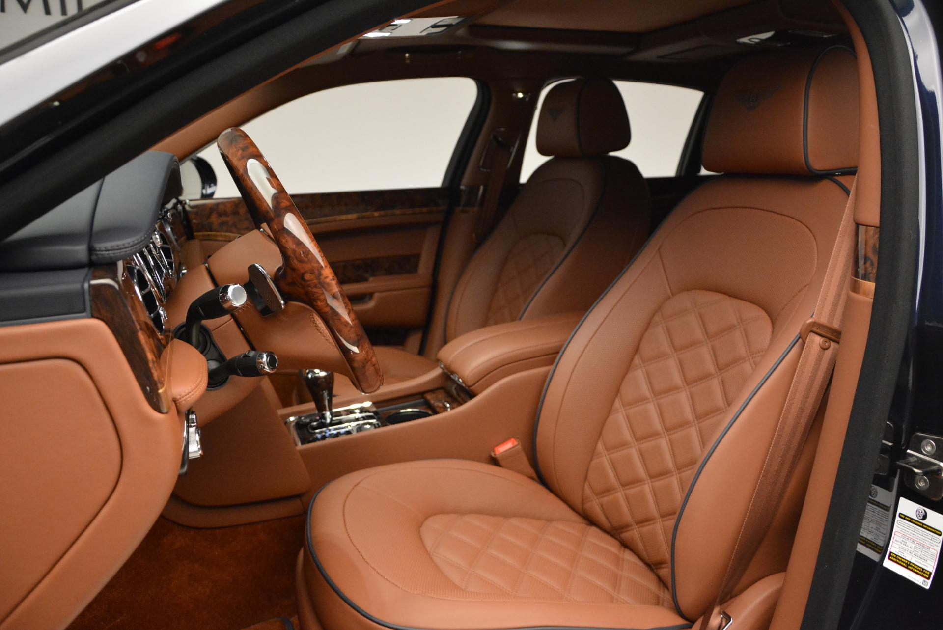 Used 2016 Bentley Mulsanne Speed For Sale In Greenwich, CT. Alfa Romeo of Greenwich, B1089 31_p13