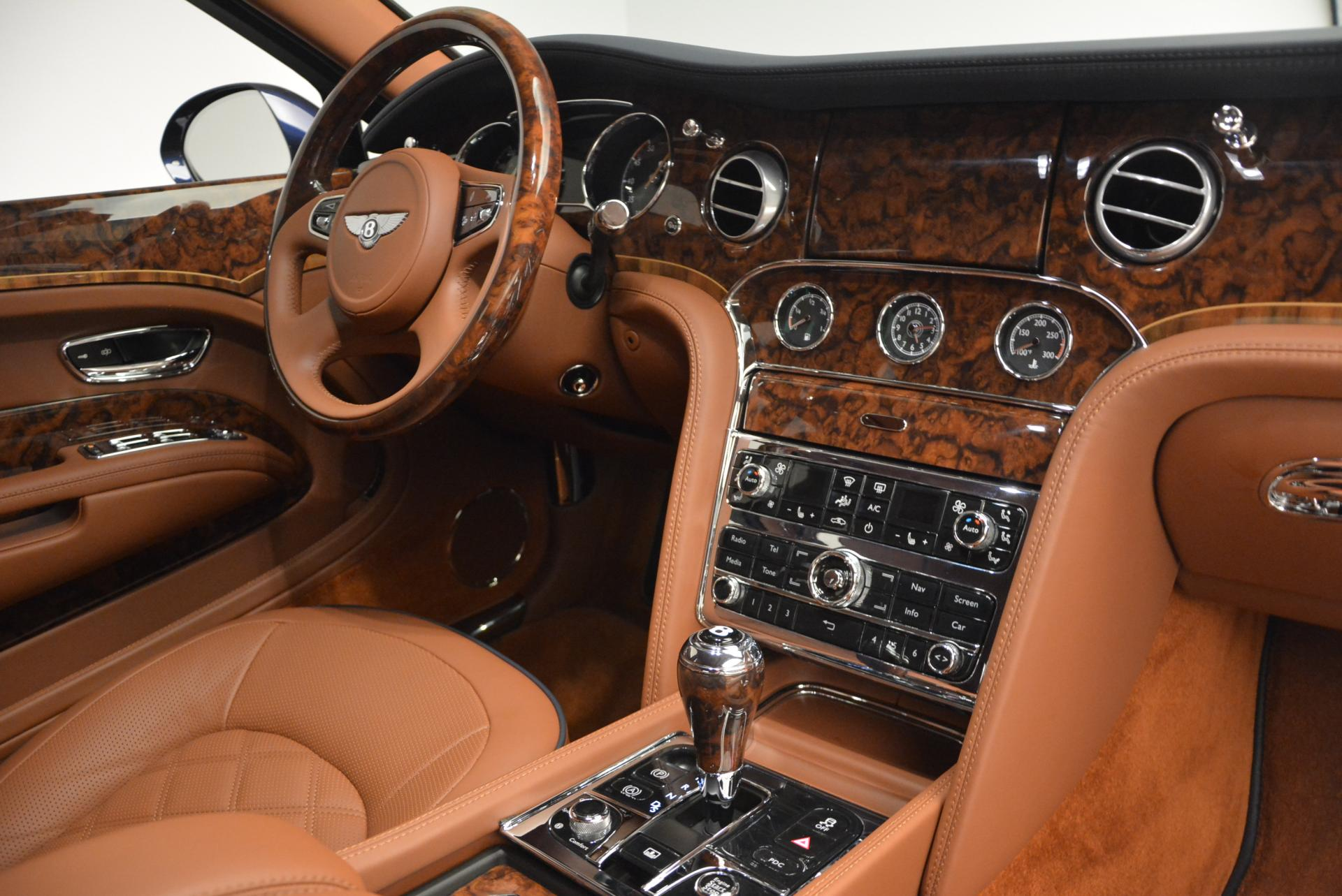 Used 2016 Bentley Mulsanne Speed For Sale In Greenwich, CT. Alfa Romeo of Greenwich, B1089 31_p22