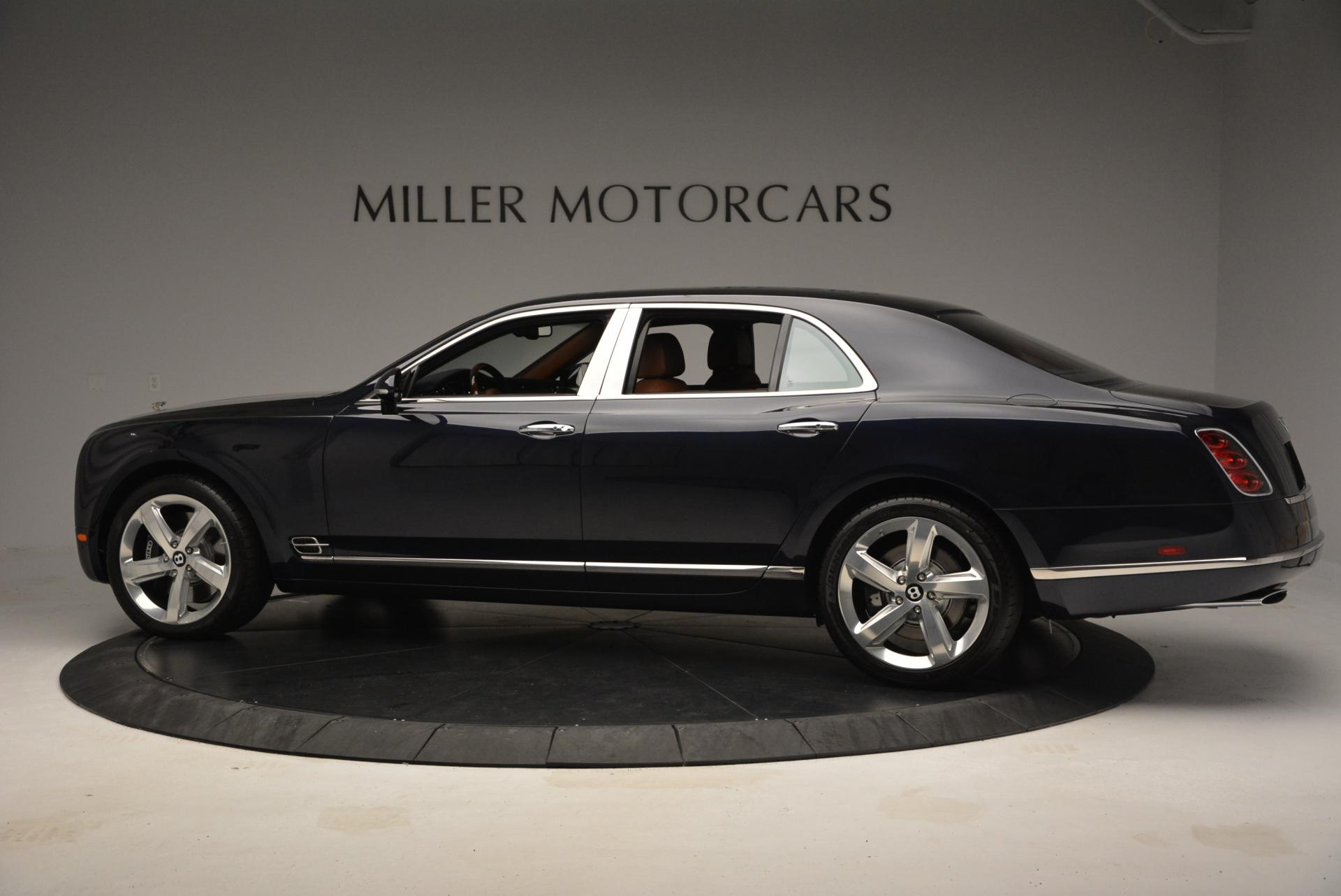 Used 2016 Bentley Mulsanne Speed For Sale In Greenwich, CT. Alfa Romeo of Greenwich, B1089 31_p4