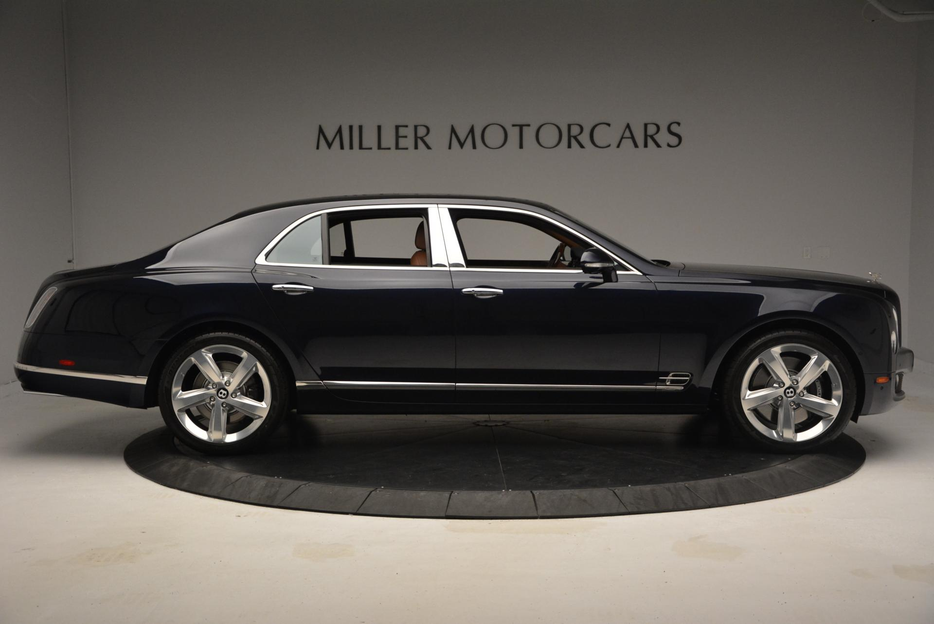 Used 2016 Bentley Mulsanne Speed For Sale In Greenwich, CT. Alfa Romeo of Greenwich, B1089 31_p9