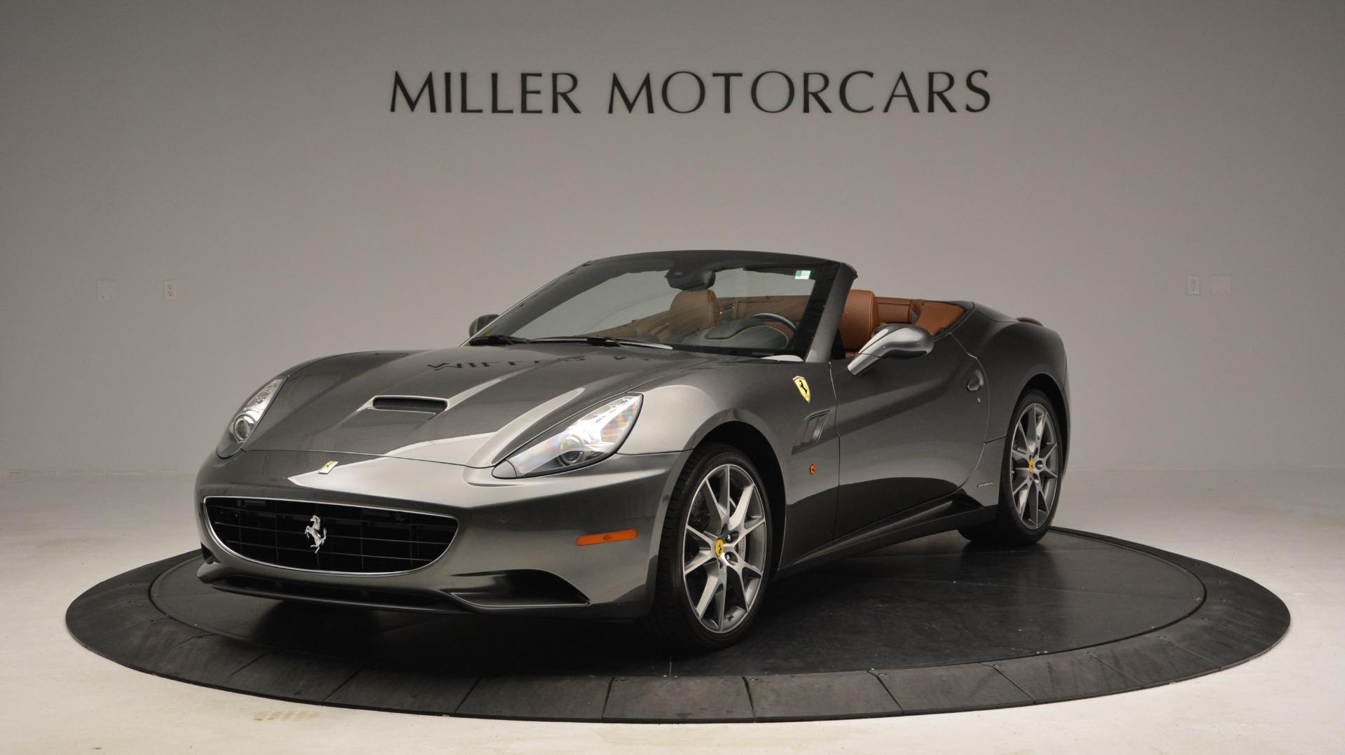 Used 2011 Ferrari California  For Sale In Greenwich, CT. Alfa Romeo of Greenwich, 4552 3101_main