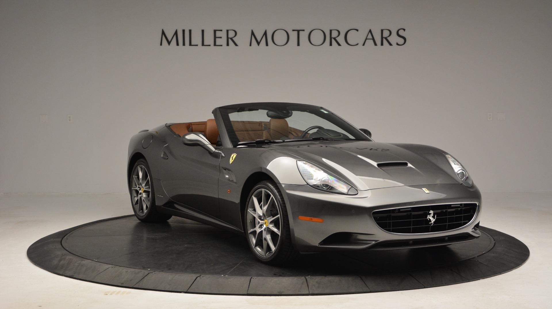 Used 2011 Ferrari California  For Sale In Greenwich, CT. Alfa Romeo of Greenwich, 4552 3101_p10