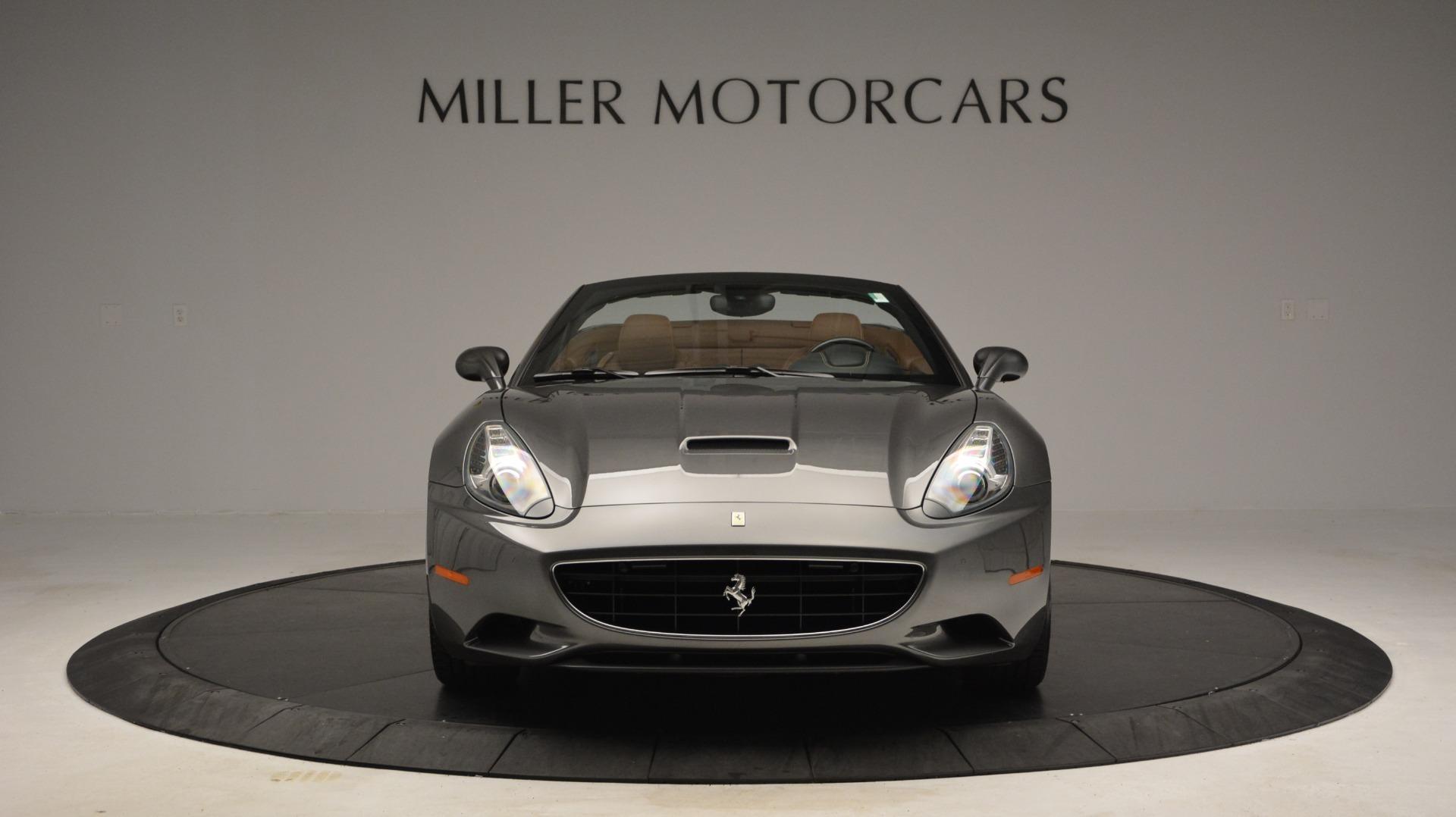 Used 2011 Ferrari California  For Sale In Greenwich, CT. Alfa Romeo of Greenwich, 4552 3101_p11