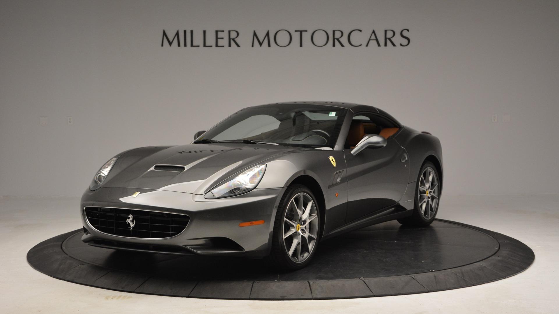 Used 2011 Ferrari California  For Sale In Greenwich, CT. Alfa Romeo of Greenwich, 4552 3101_p12