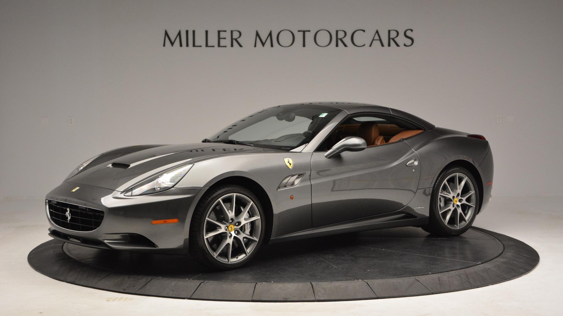 Used 2011 Ferrari California  For Sale In Greenwich, CT. Alfa Romeo of Greenwich, 4552 3101_p13