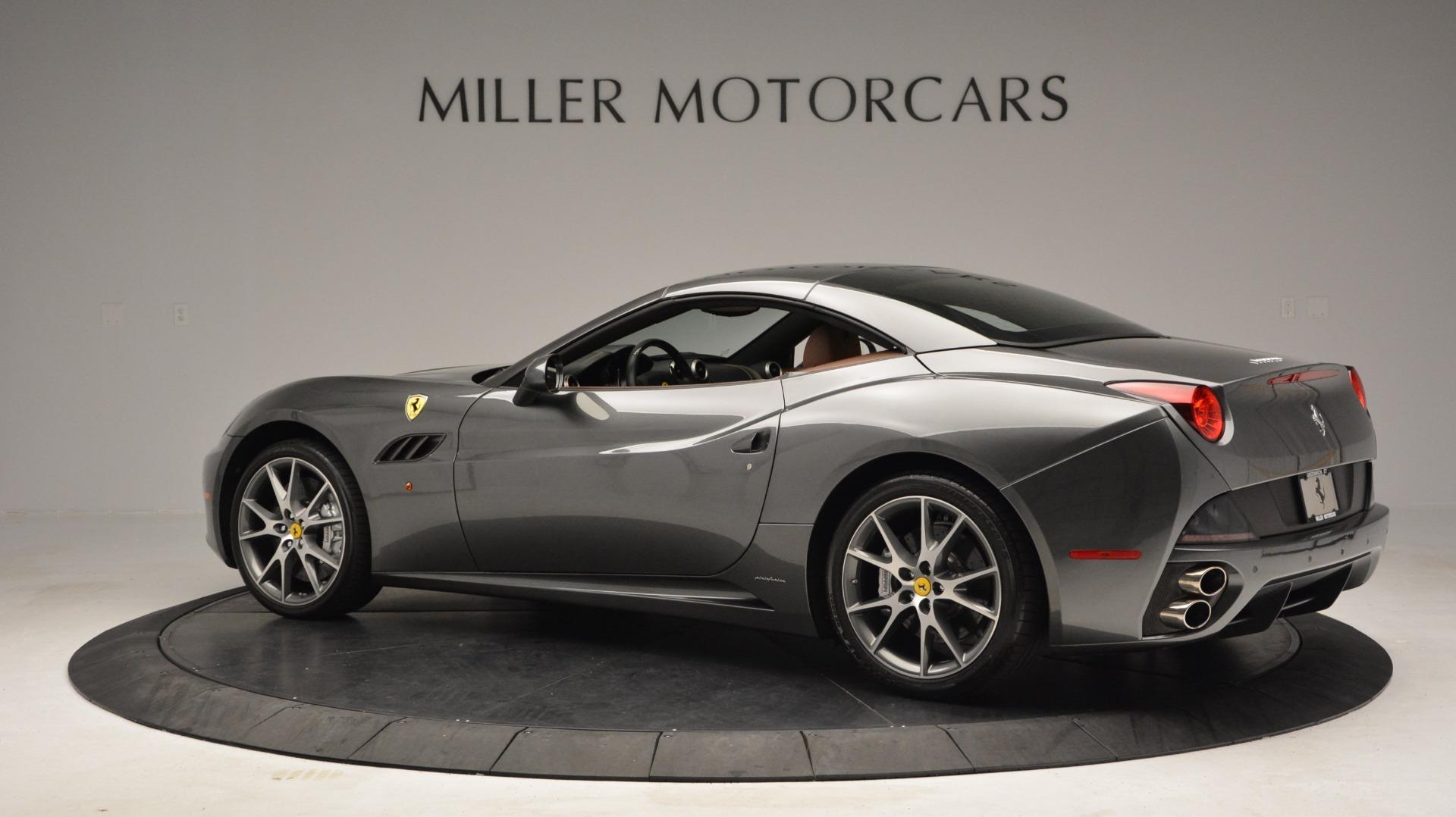 Used 2011 Ferrari California  For Sale In Greenwich, CT. Alfa Romeo of Greenwich, 4552 3101_p15