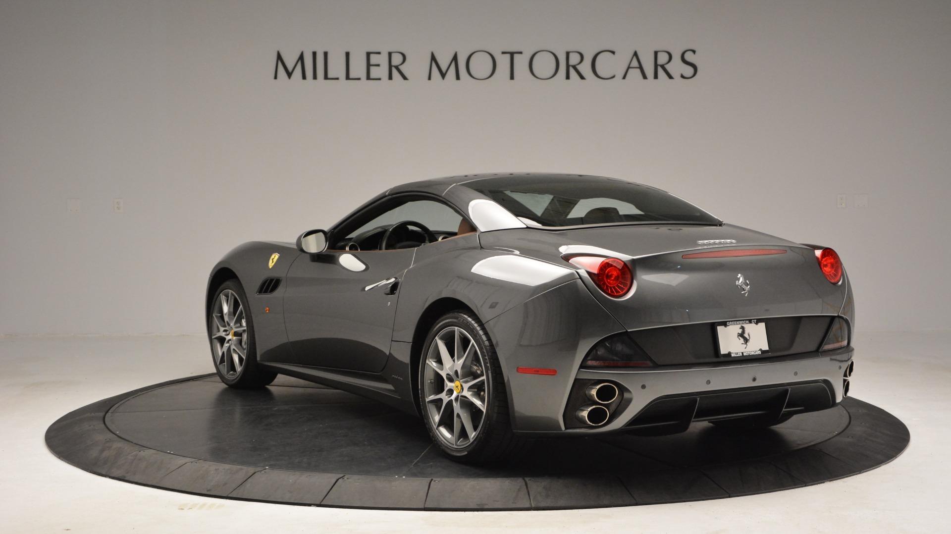 Used 2011 Ferrari California  For Sale In Greenwich, CT. Alfa Romeo of Greenwich, 4552 3101_p16