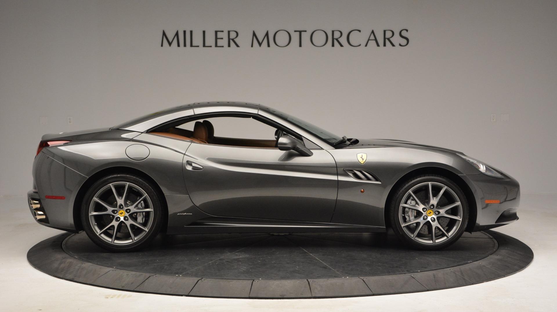 Used 2011 Ferrari California  For Sale In Greenwich, CT. Alfa Romeo of Greenwich, 4552 3101_p20