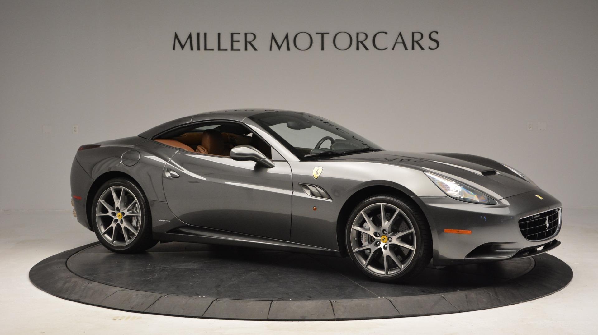 Used 2011 Ferrari California  For Sale In Greenwich, CT. Alfa Romeo of Greenwich, 4552 3101_p21