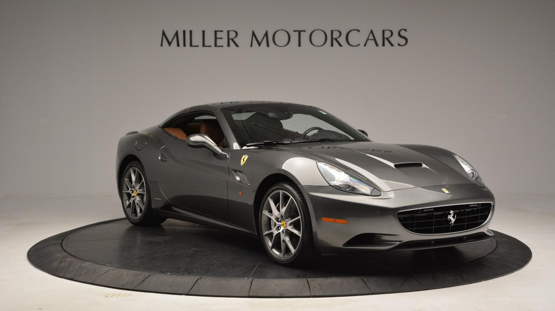 Used 2011 Ferrari California  For Sale In Greenwich, CT. Alfa Romeo of Greenwich, 4552 3101_p22