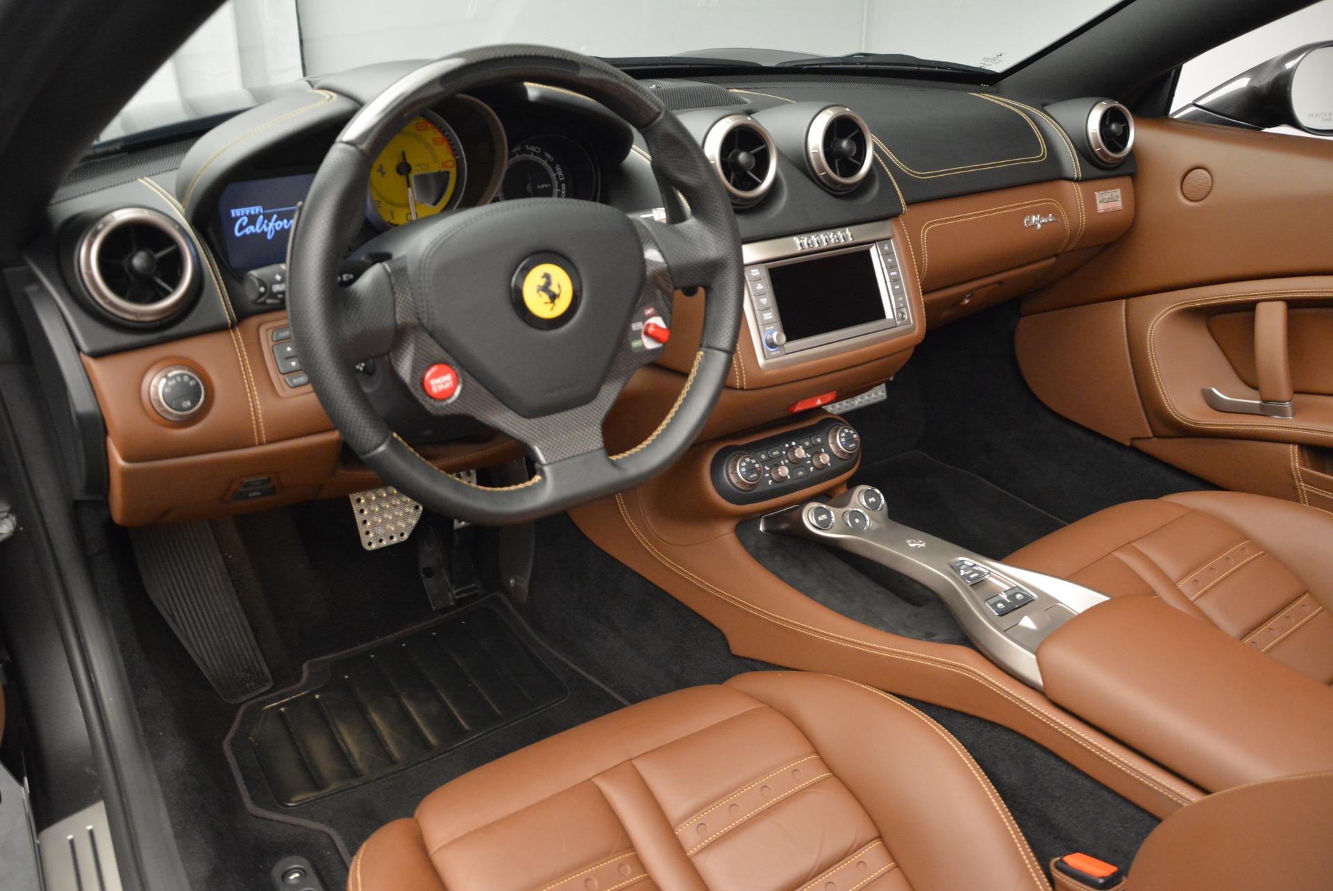 Used 2011 Ferrari California  For Sale In Greenwich, CT. Alfa Romeo of Greenwich, 4552 3101_p23