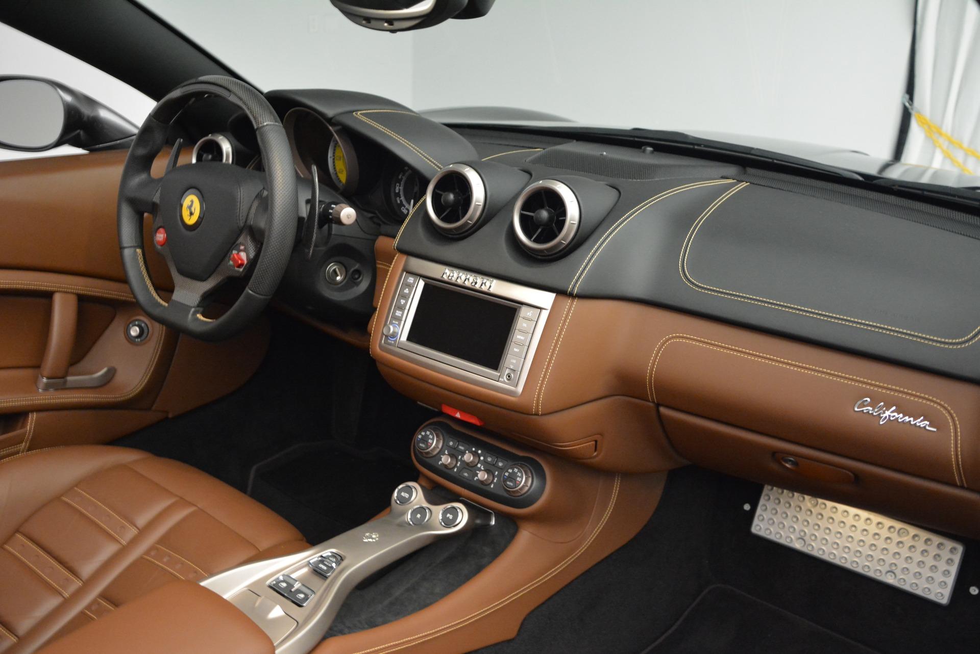 Used 2011 Ferrari California  For Sale In Greenwich, CT. Alfa Romeo of Greenwich, 4552 3101_p28