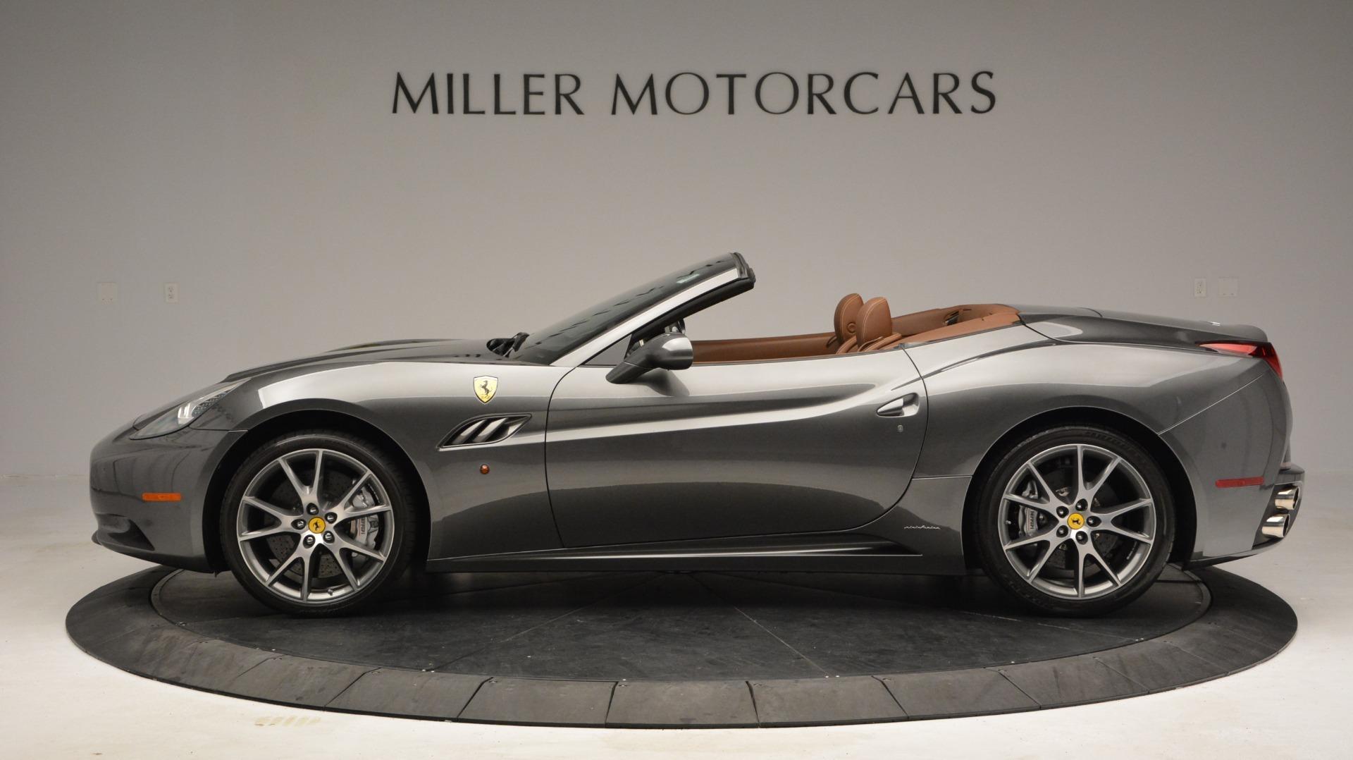 Used 2011 Ferrari California  For Sale In Greenwich, CT. Alfa Romeo of Greenwich, 4552 3101_p3