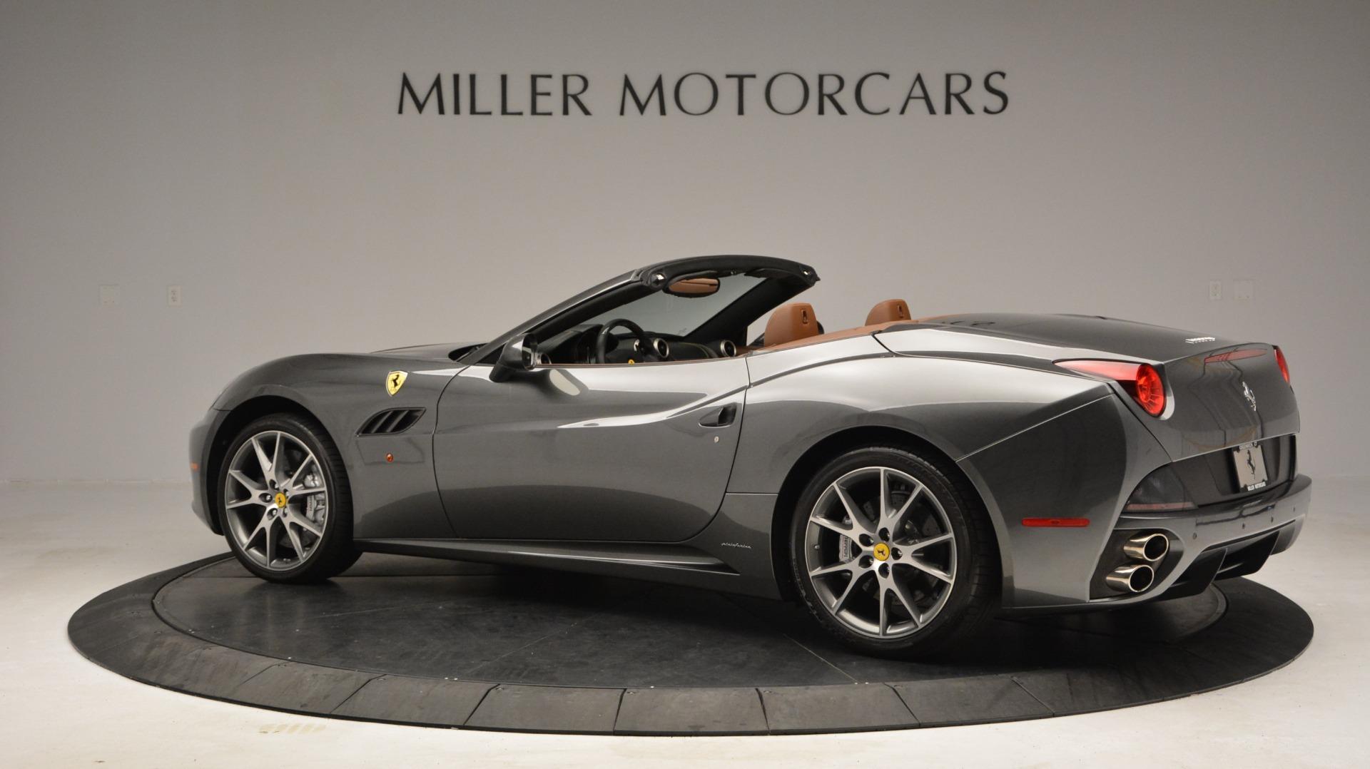 Used 2011 Ferrari California  For Sale In Greenwich, CT. Alfa Romeo of Greenwich, 4552 3101_p4
