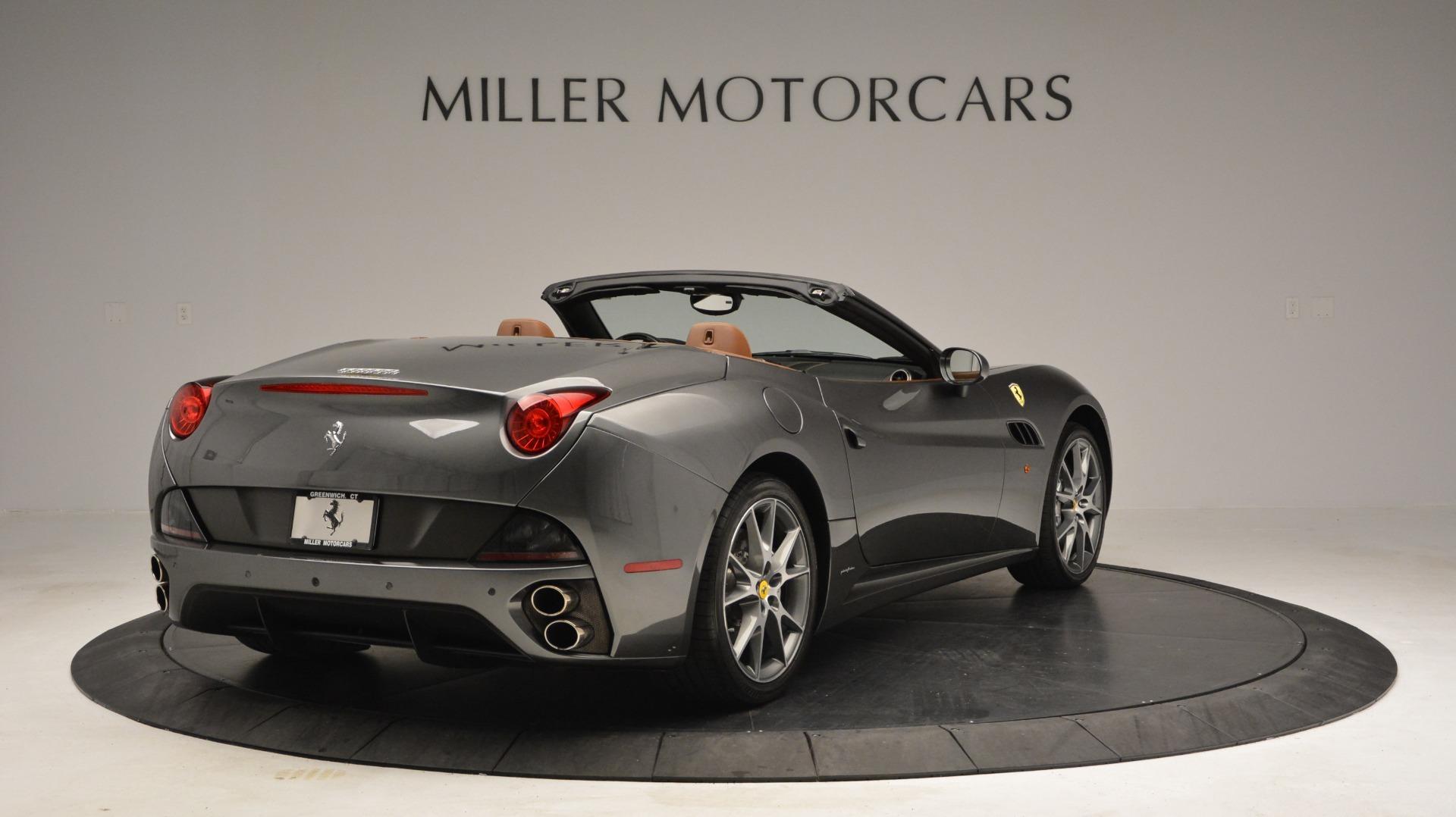Used 2011 Ferrari California  For Sale In Greenwich, CT. Alfa Romeo of Greenwich, 4552 3101_p6