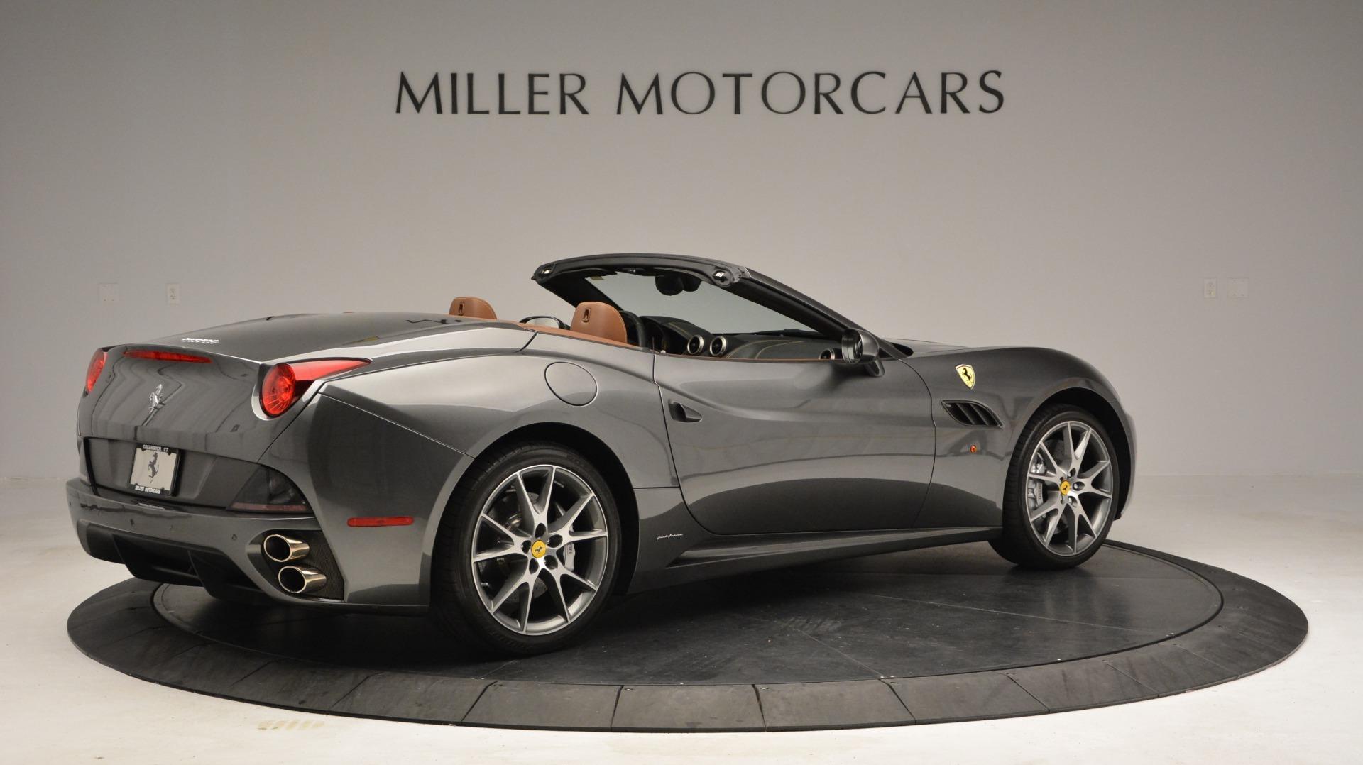 Used 2011 Ferrari California  For Sale In Greenwich, CT. Alfa Romeo of Greenwich, 4552 3101_p7