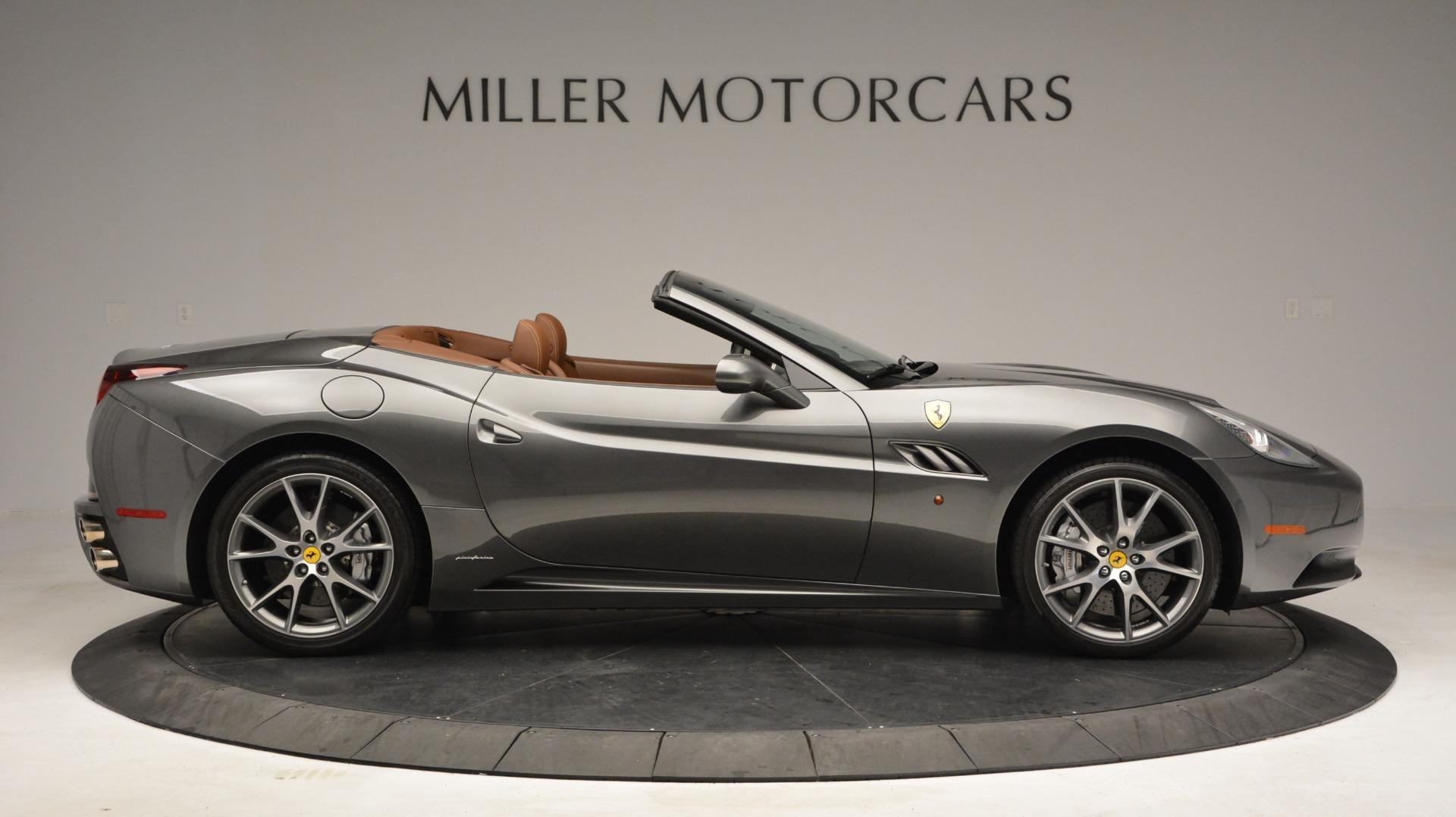 Used 2011 Ferrari California  For Sale In Greenwich, CT. Alfa Romeo of Greenwich, 4552 3101_p8