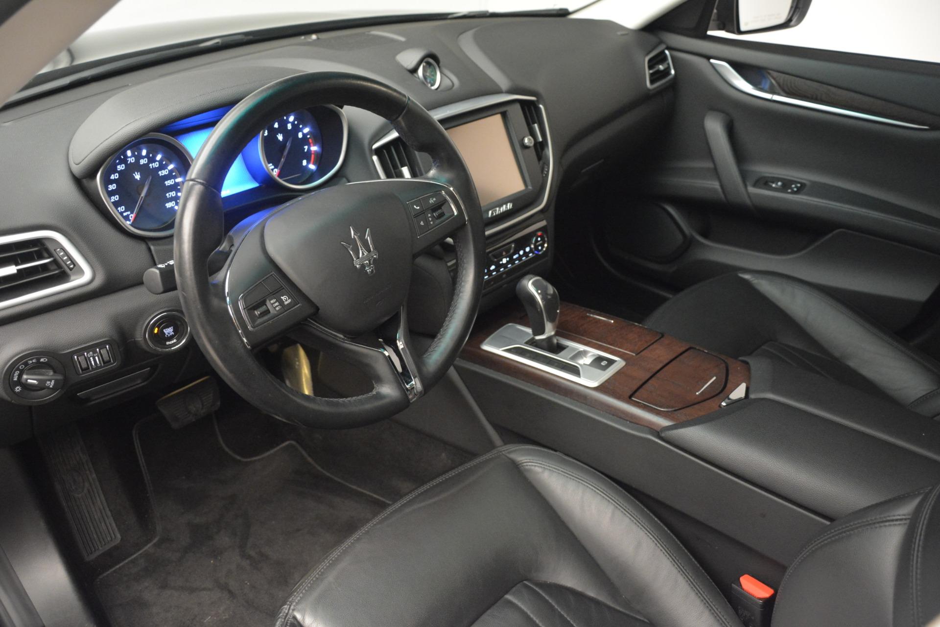 Used 2015 Maserati Ghibli S Q4 For Sale In Greenwich, CT. Alfa Romeo of Greenwich, 7536 3102_p14