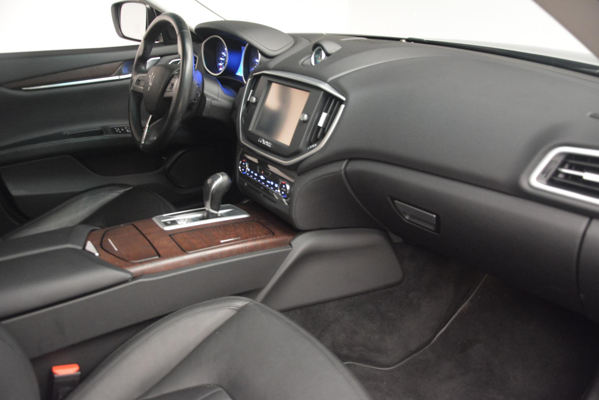 Used 2015 Maserati Ghibli S Q4 For Sale In Greenwich, CT. Alfa Romeo of Greenwich, 7536 3102_p18
