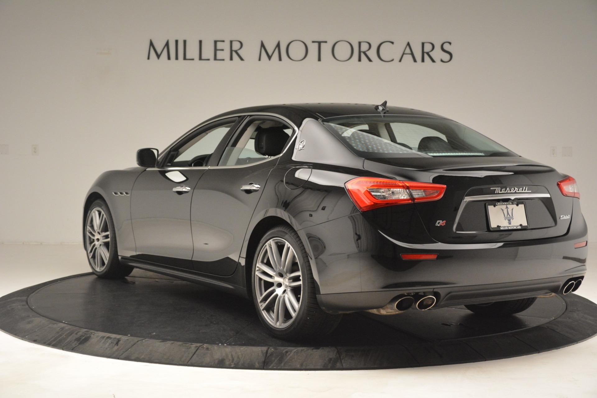Used 2015 Maserati Ghibli S Q4 For Sale In Greenwich, CT. Alfa Romeo of Greenwich, 7536 3102_p5