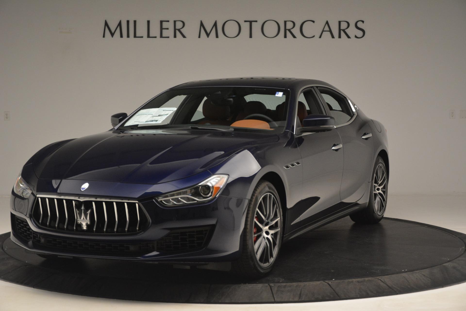New 2019 Maserati Ghibli S Q4 For Sale In Greenwich, CT. Alfa Romeo of Greenwich, M2290 3106_main