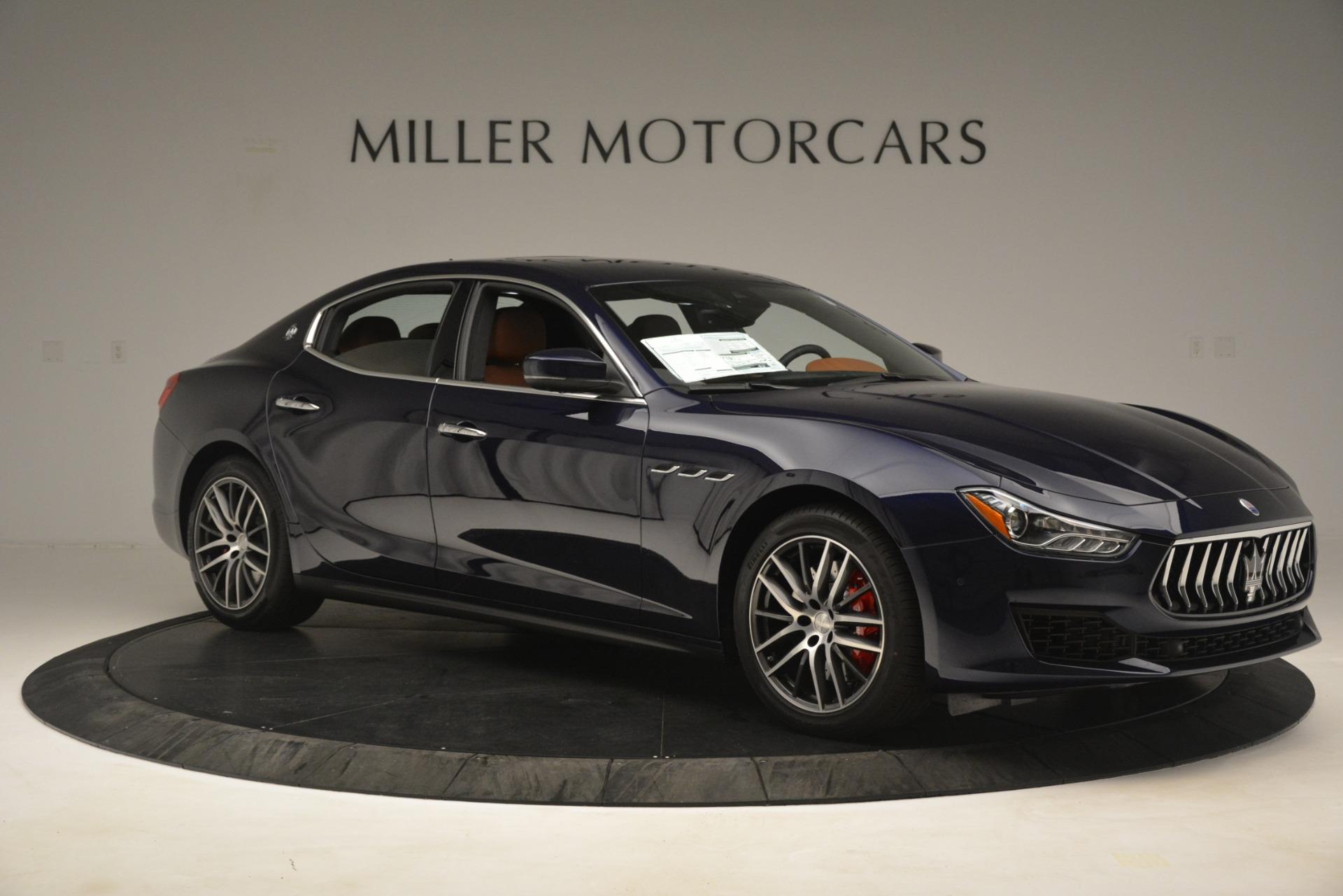 New 2019 Maserati Ghibli S Q4 For Sale In Greenwich, CT. Alfa Romeo of Greenwich, M2290 3106_p10