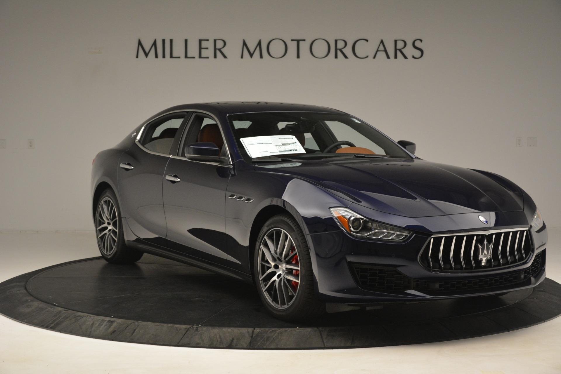New 2019 Maserati Ghibli S Q4 For Sale In Greenwich, CT. Alfa Romeo of Greenwich, M2290 3106_p11