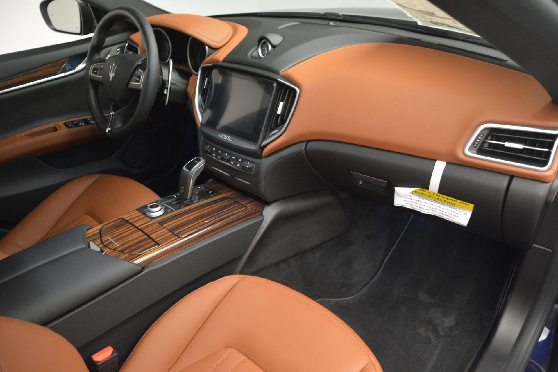New 2019 Maserati Ghibli S Q4 For Sale In Greenwich, CT. Alfa Romeo of Greenwich, M2290 3106_p21